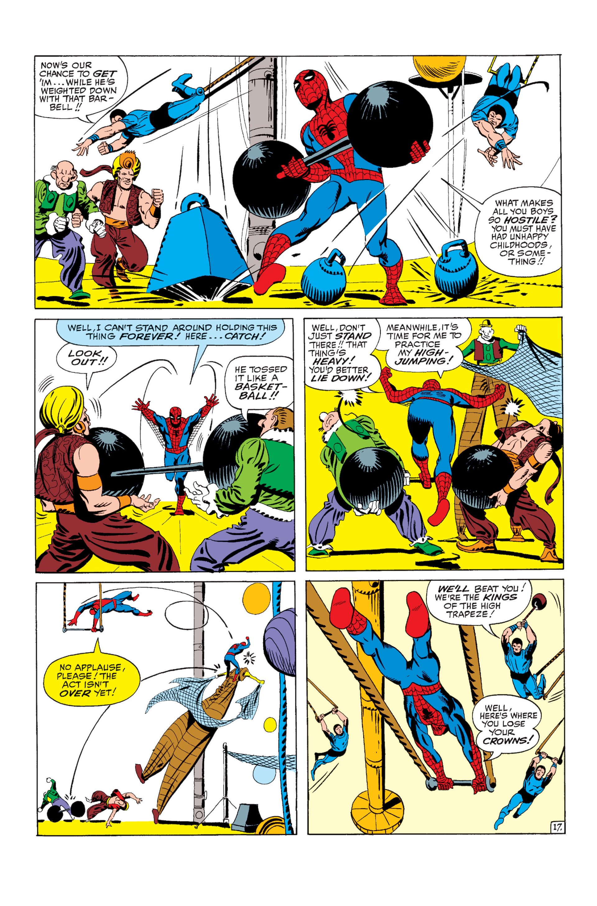 The Amazing Spider-Man (1963) 16 Page 17