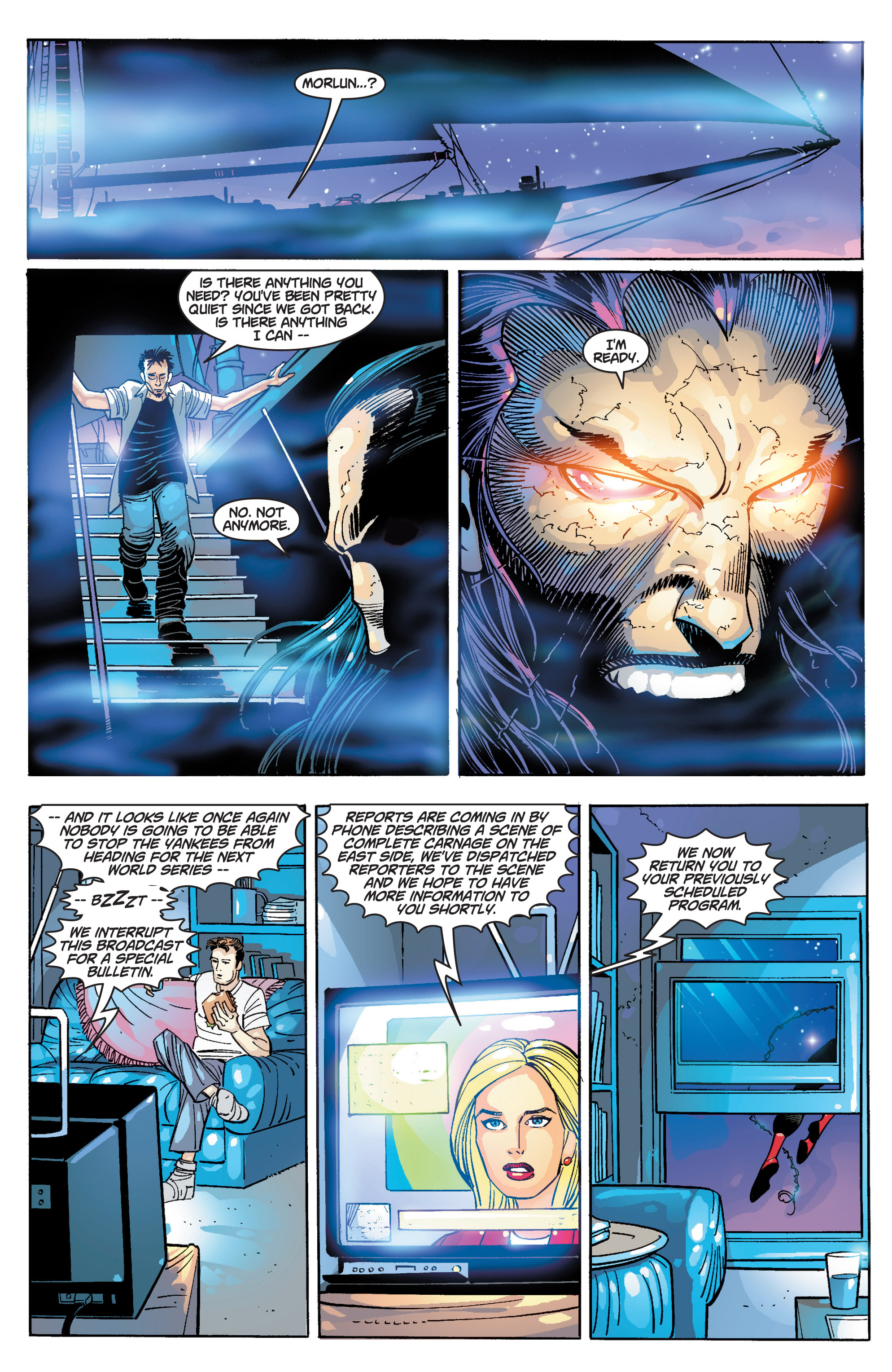 The Amazing Spider-Man (1999) 32 Page 19