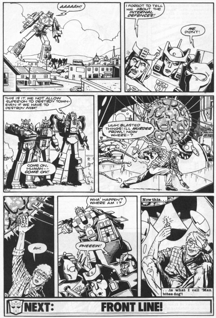 The Transformers (UK) 287 Page 11