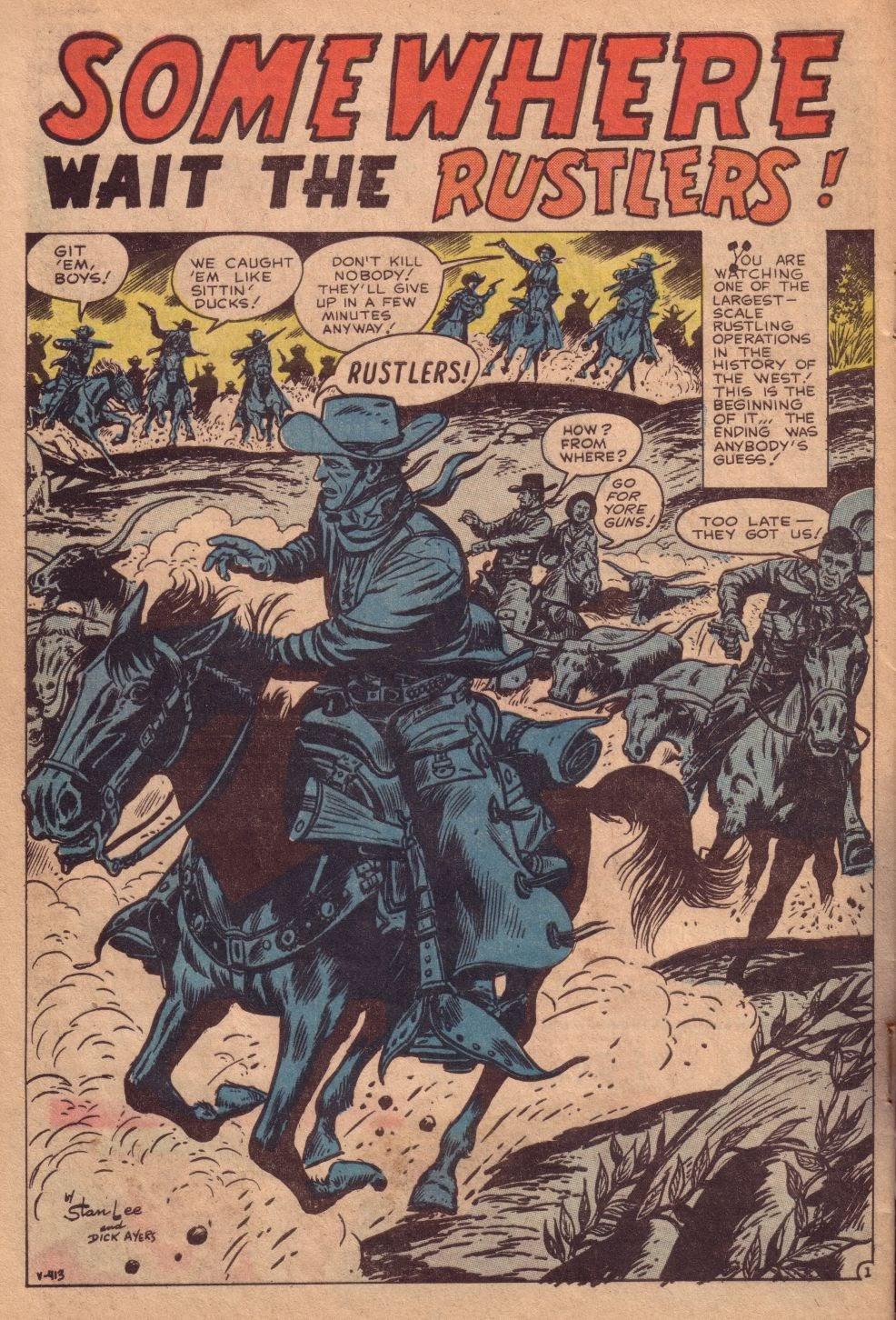 Gunsmoke Western issue 67 - Page 28