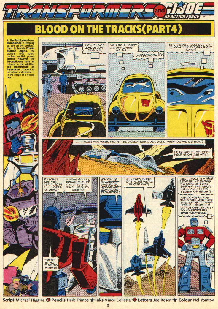 The Transformers (UK) 268 Page 2