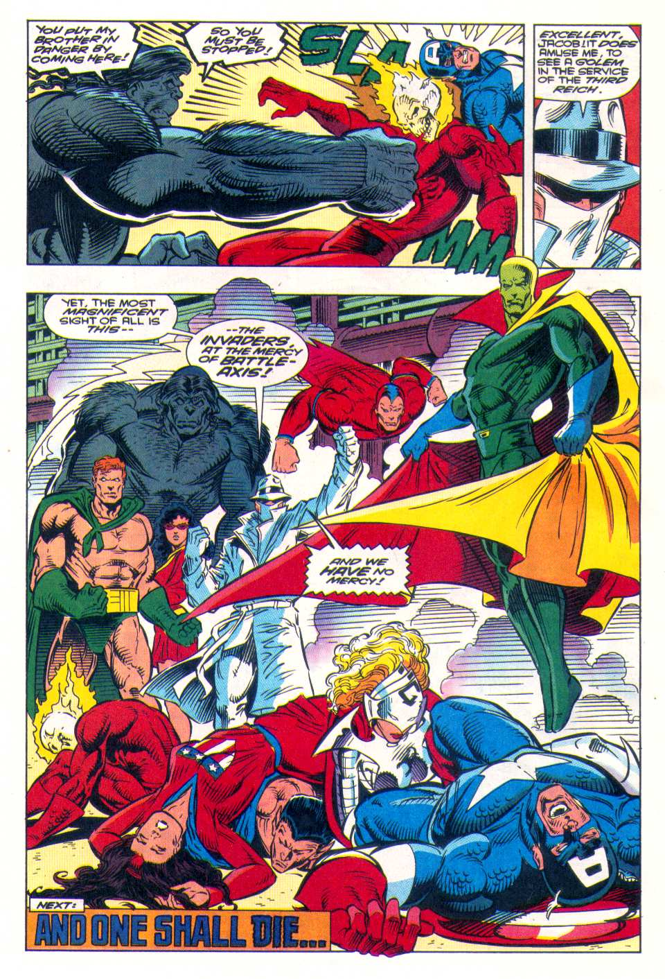 Read online The Invaders (1993) comic -  Issue #3 - 23