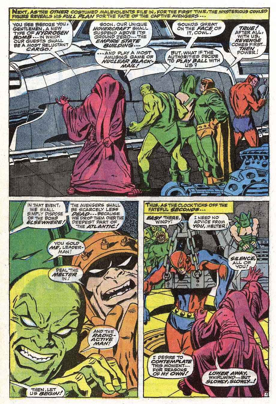 The Avengers (1963) 55 Page 11