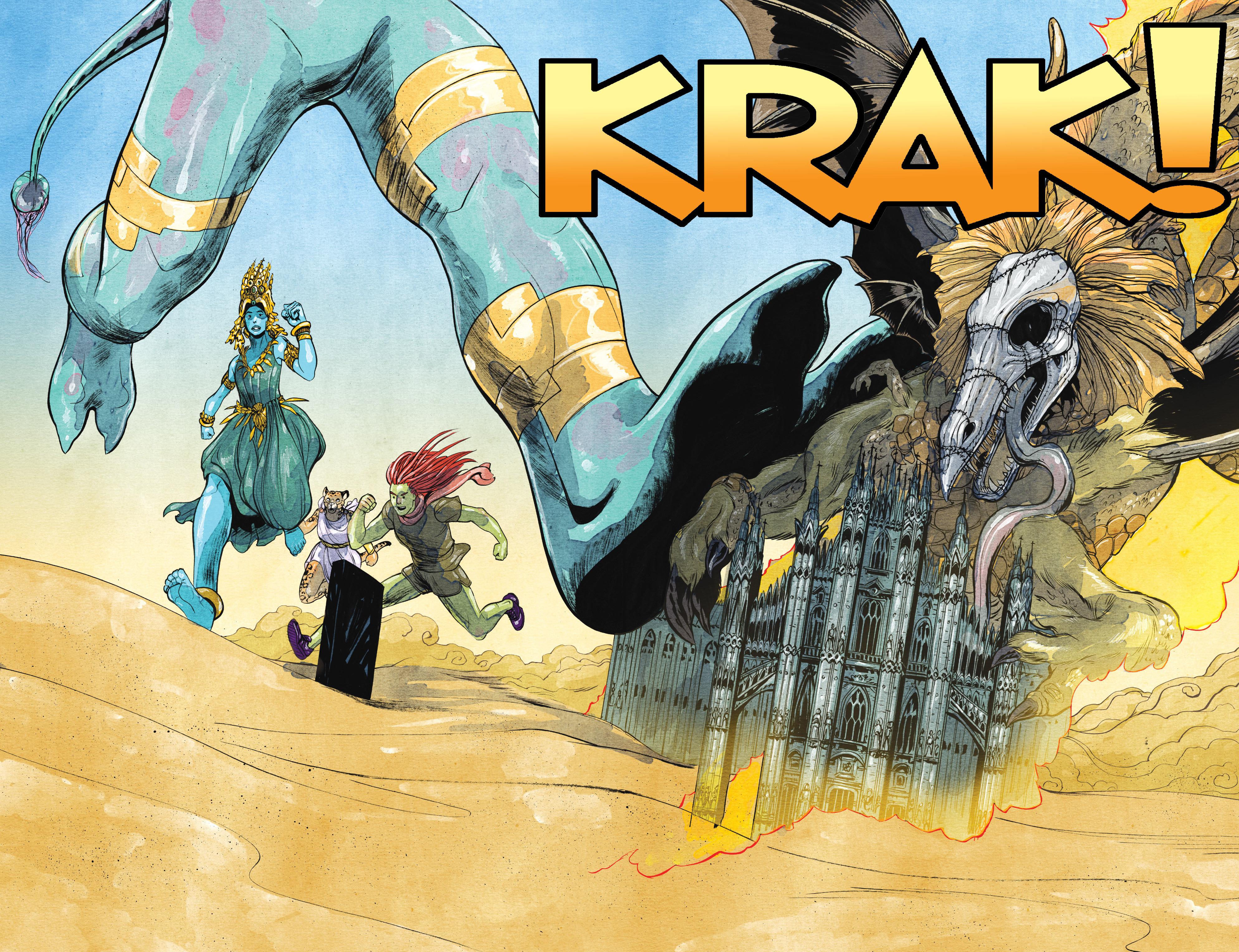 Read online Shutter comic -  Issue #27 - 17