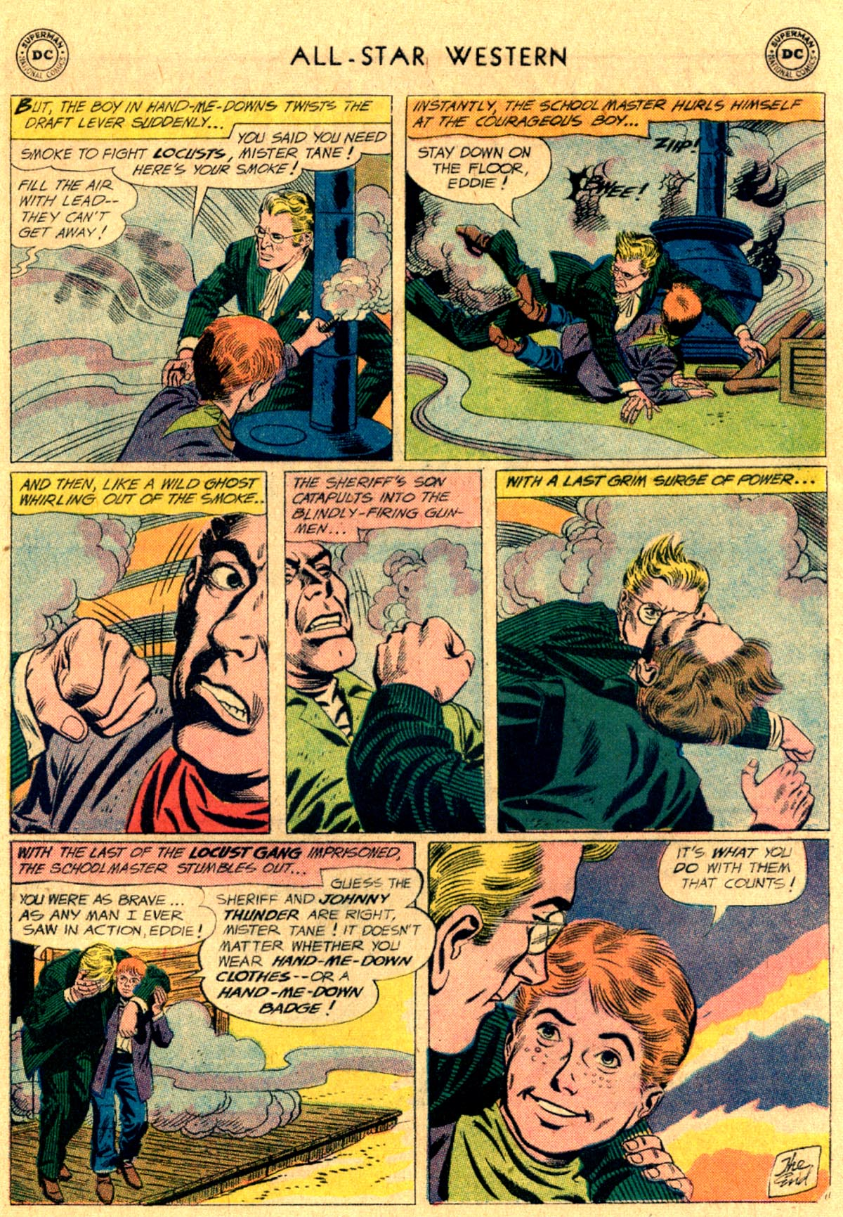 Read online All-Star Western (1951) comic -  Issue #112 - 13