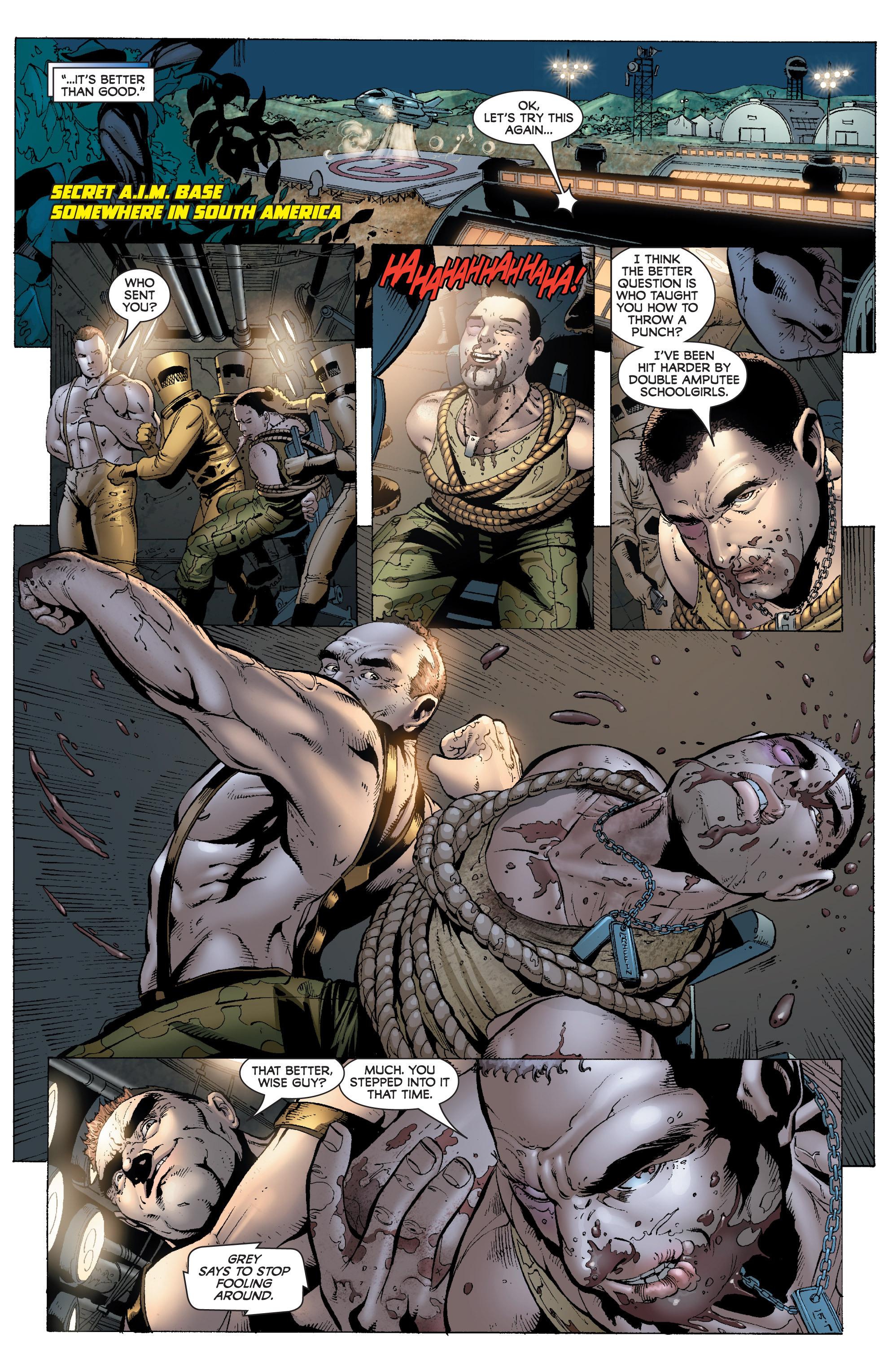 Read online World War Hulk: Gamma Corps comic -  Issue #1 - 14
