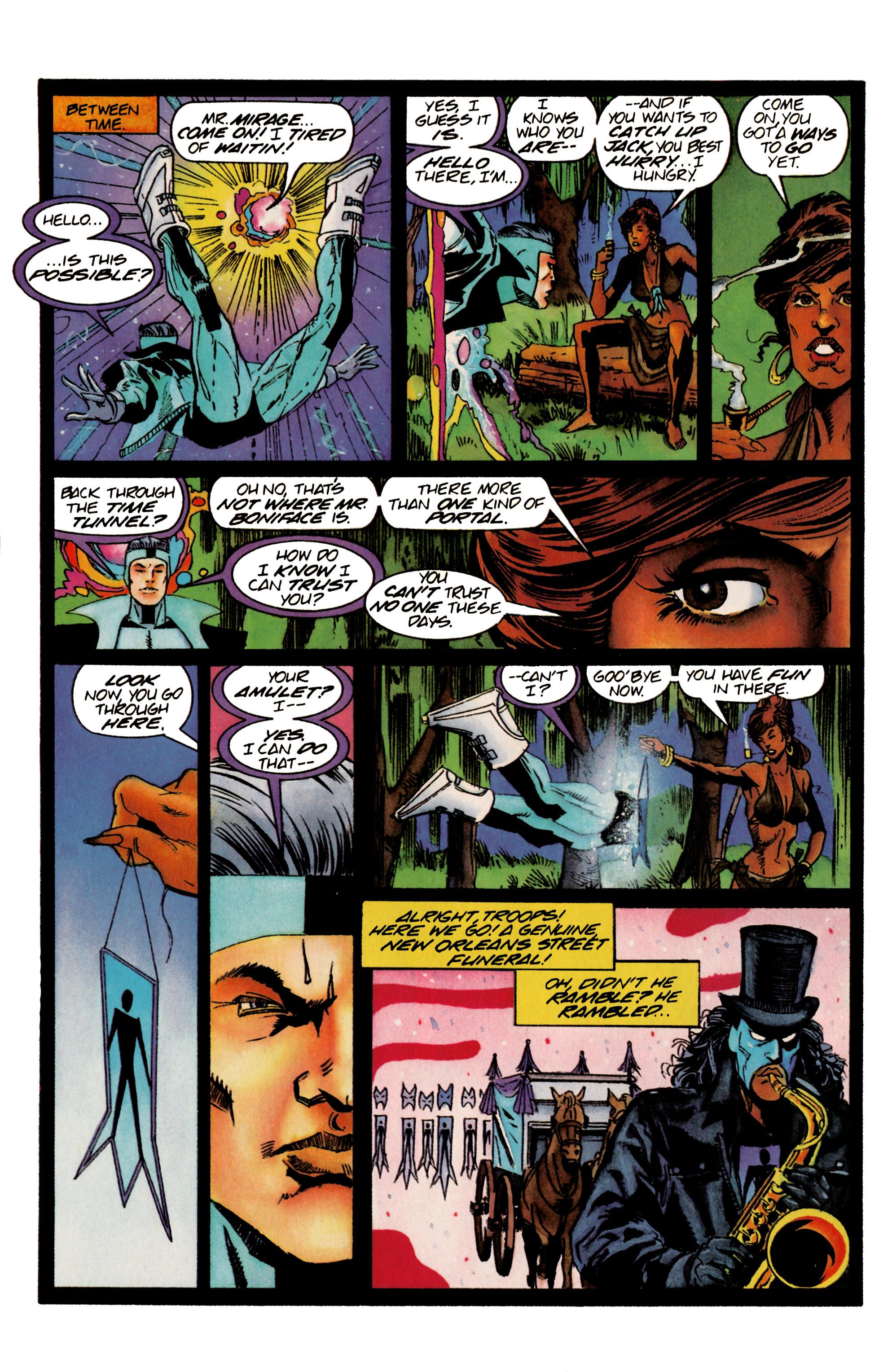 Read online Shadowman (1992) comic -  Issue #23 - 14