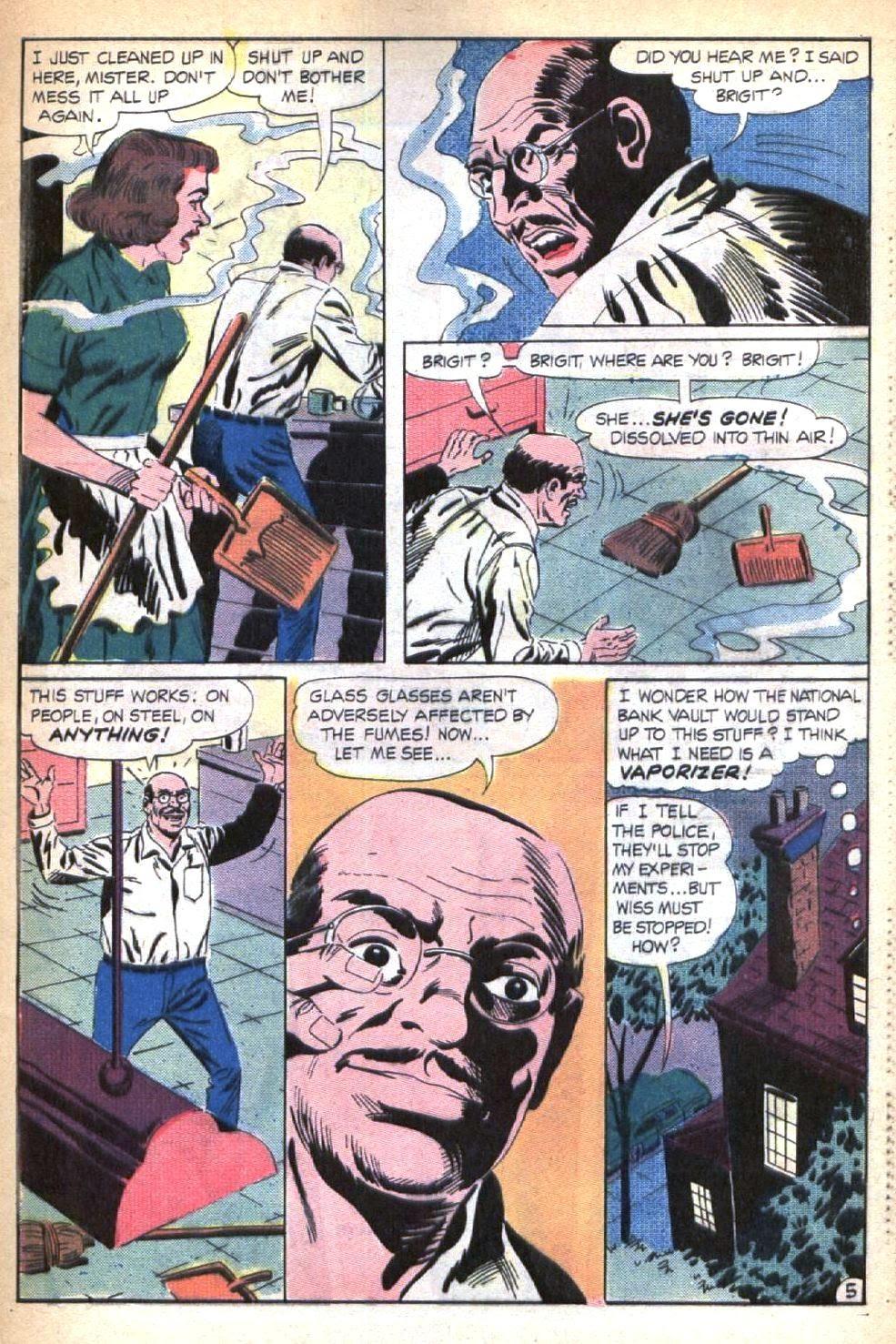 Strange Suspense Stories (1967) issue 3 - Page 29