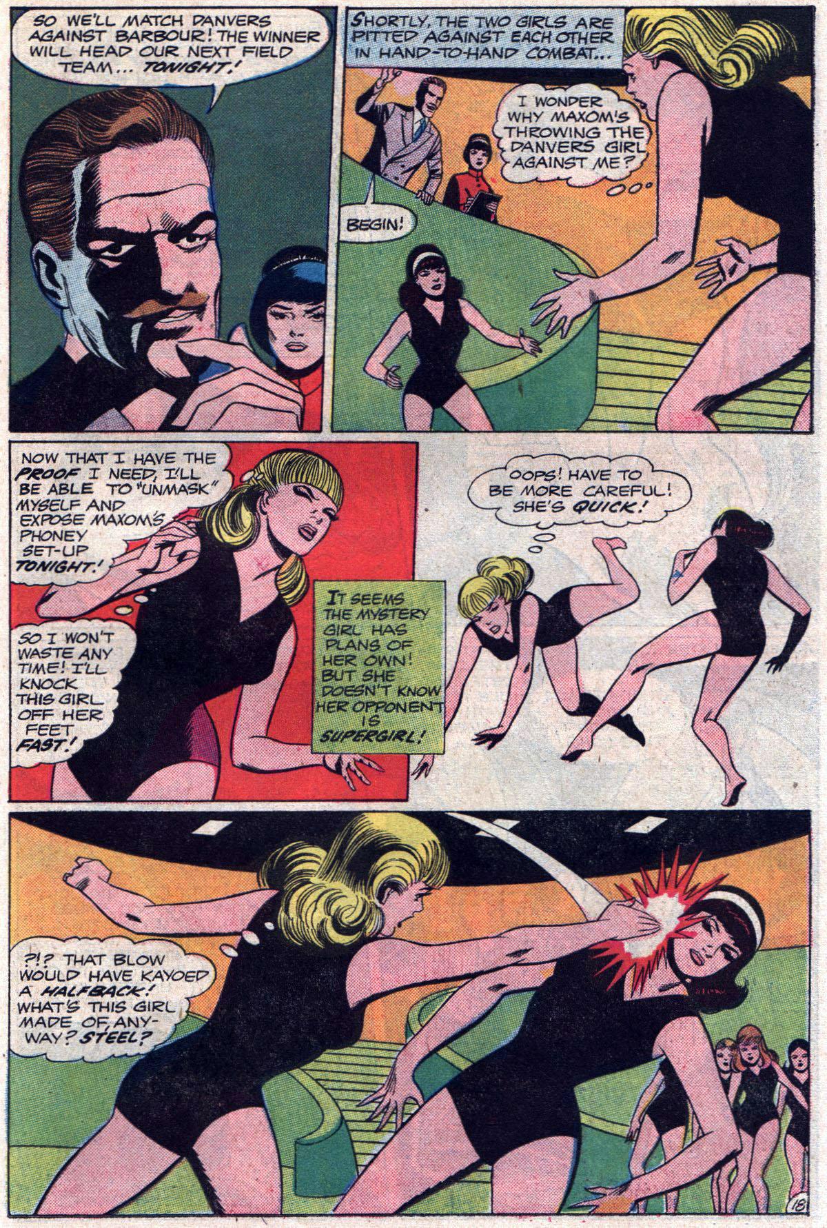 Read online Adventure Comics (1938) comic -  Issue #381 - 23