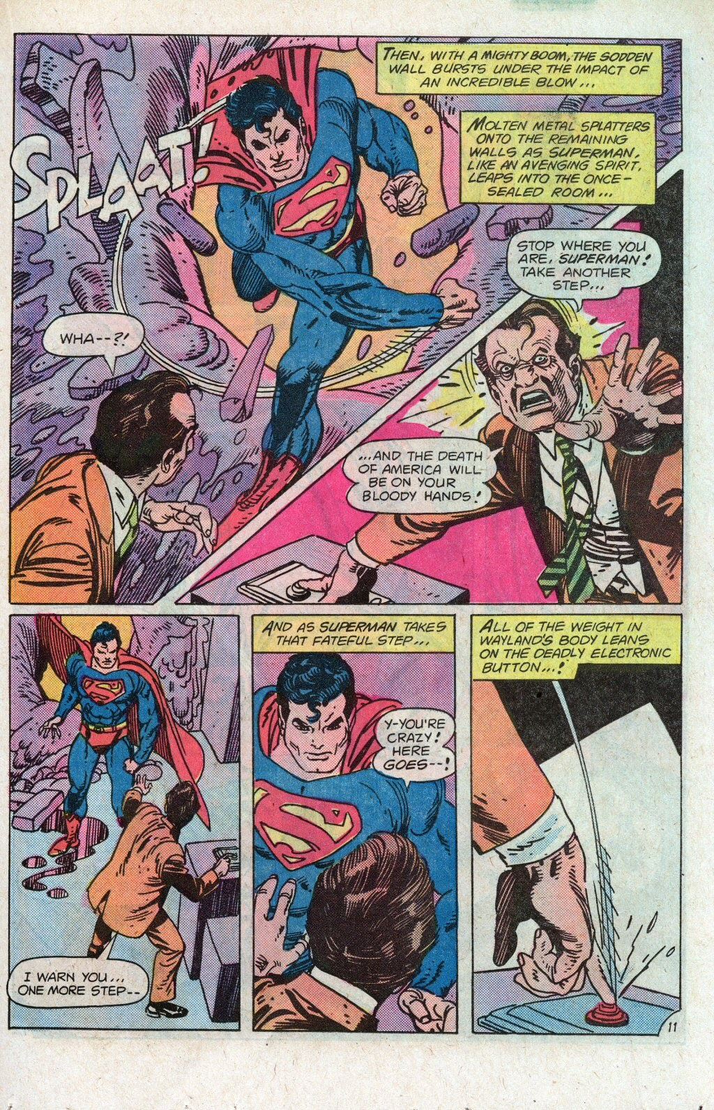 Read online Superman Special (1983) comic -  Issue #1 - 15