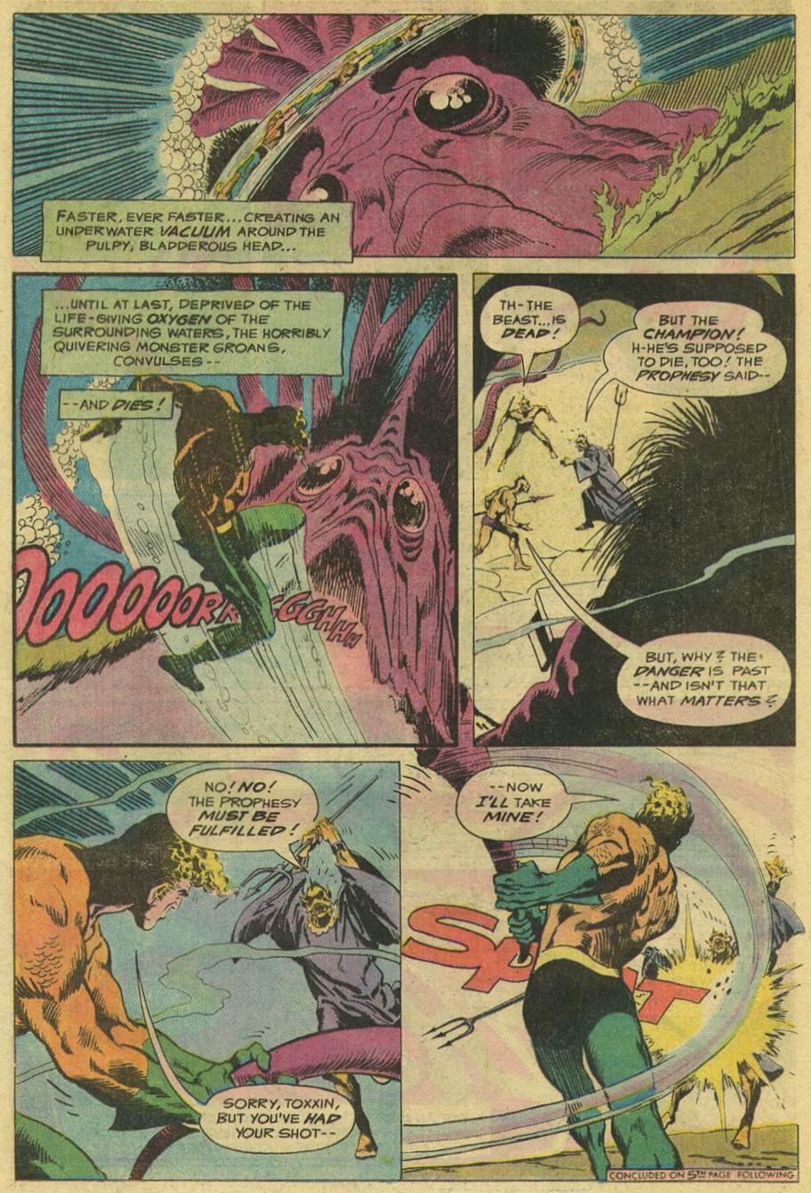 Read online Adventure Comics (1938) comic -  Issue #445 - 16