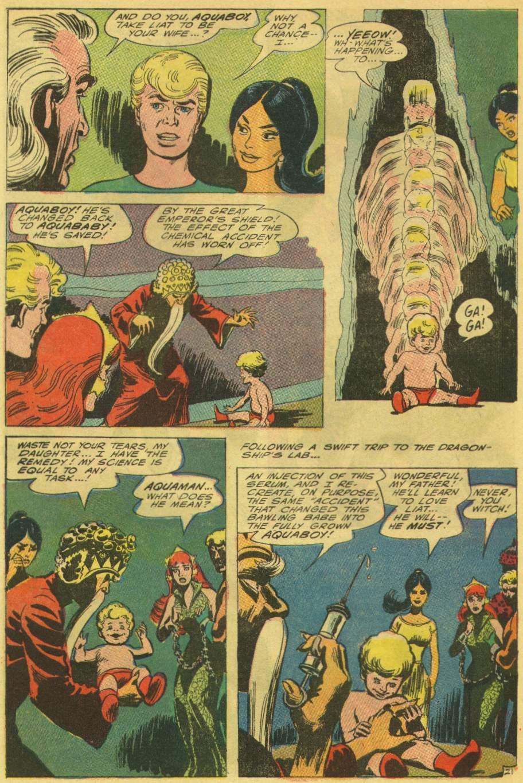 Read online Aquaman (1962) comic -  Issue #25 - 28