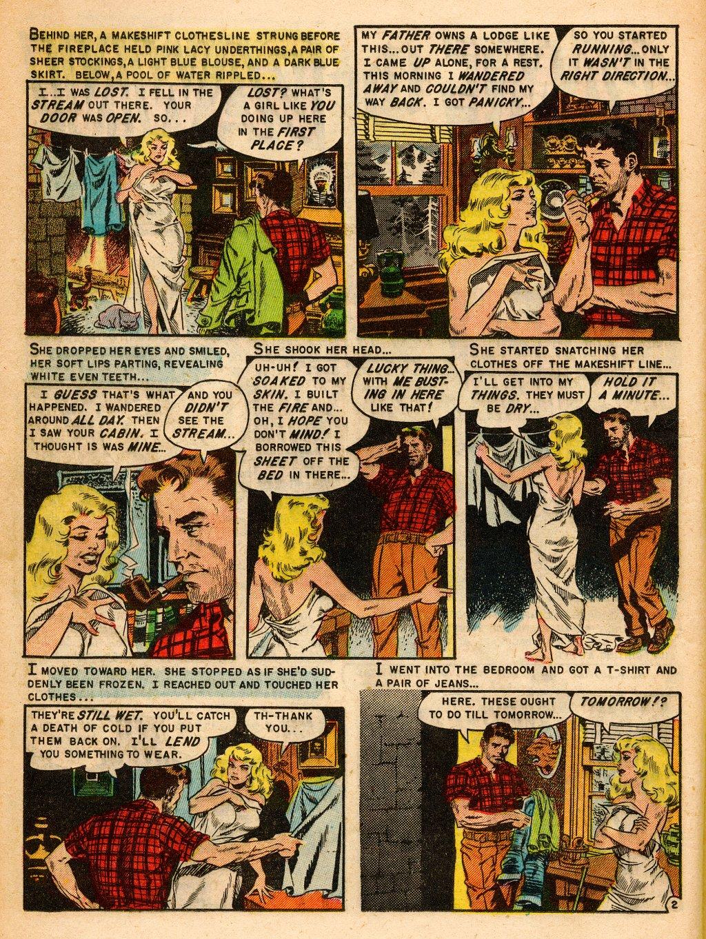 Read online Shock SuspenStories comic -  Issue #9 - 12