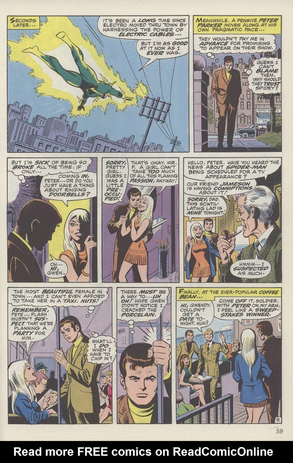 The Amazing Spider-Man (1979) issue TPB - Page 61