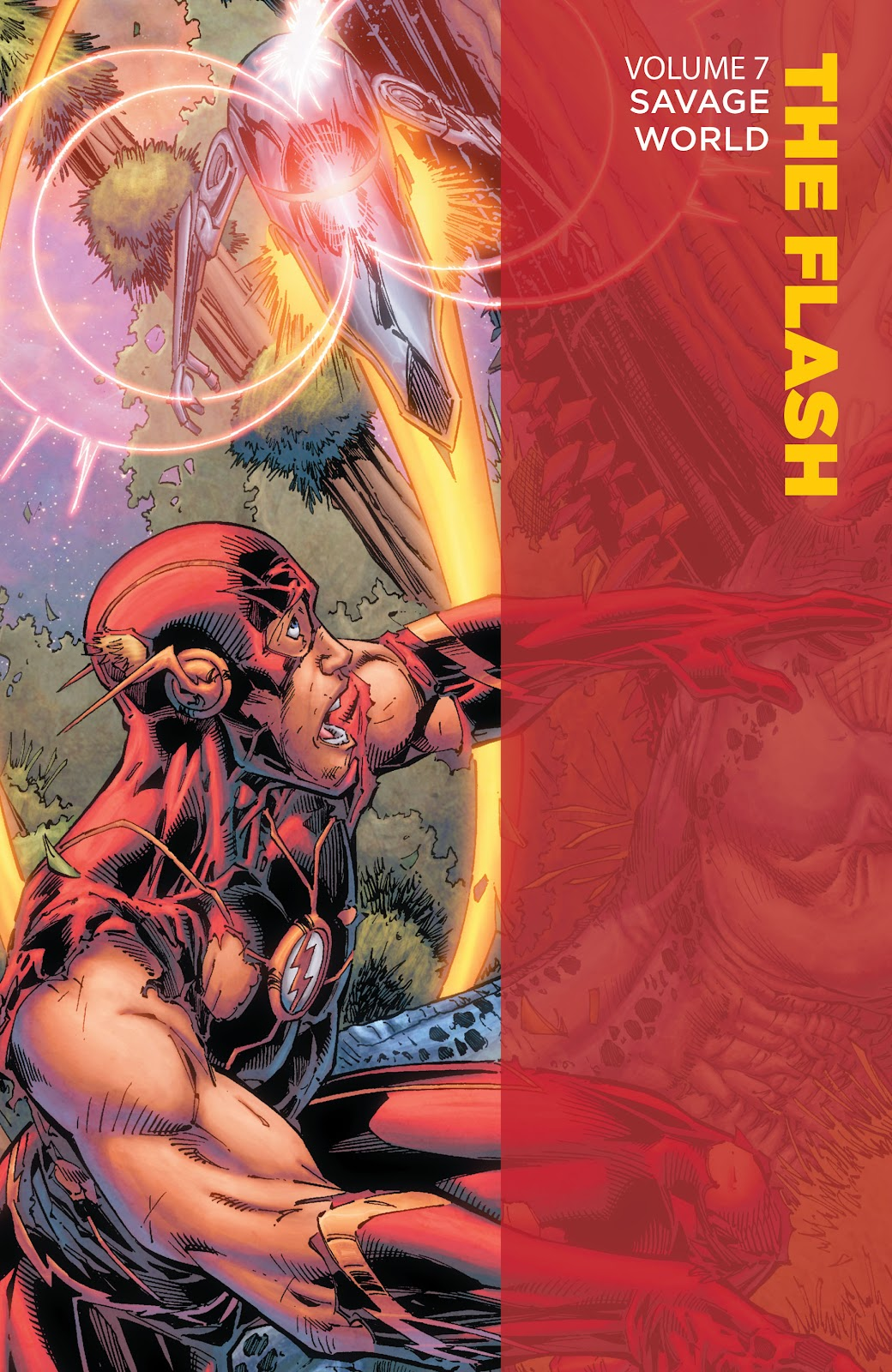 Read online The Flash (2011) comic -  Issue # _TPB 7 - 2