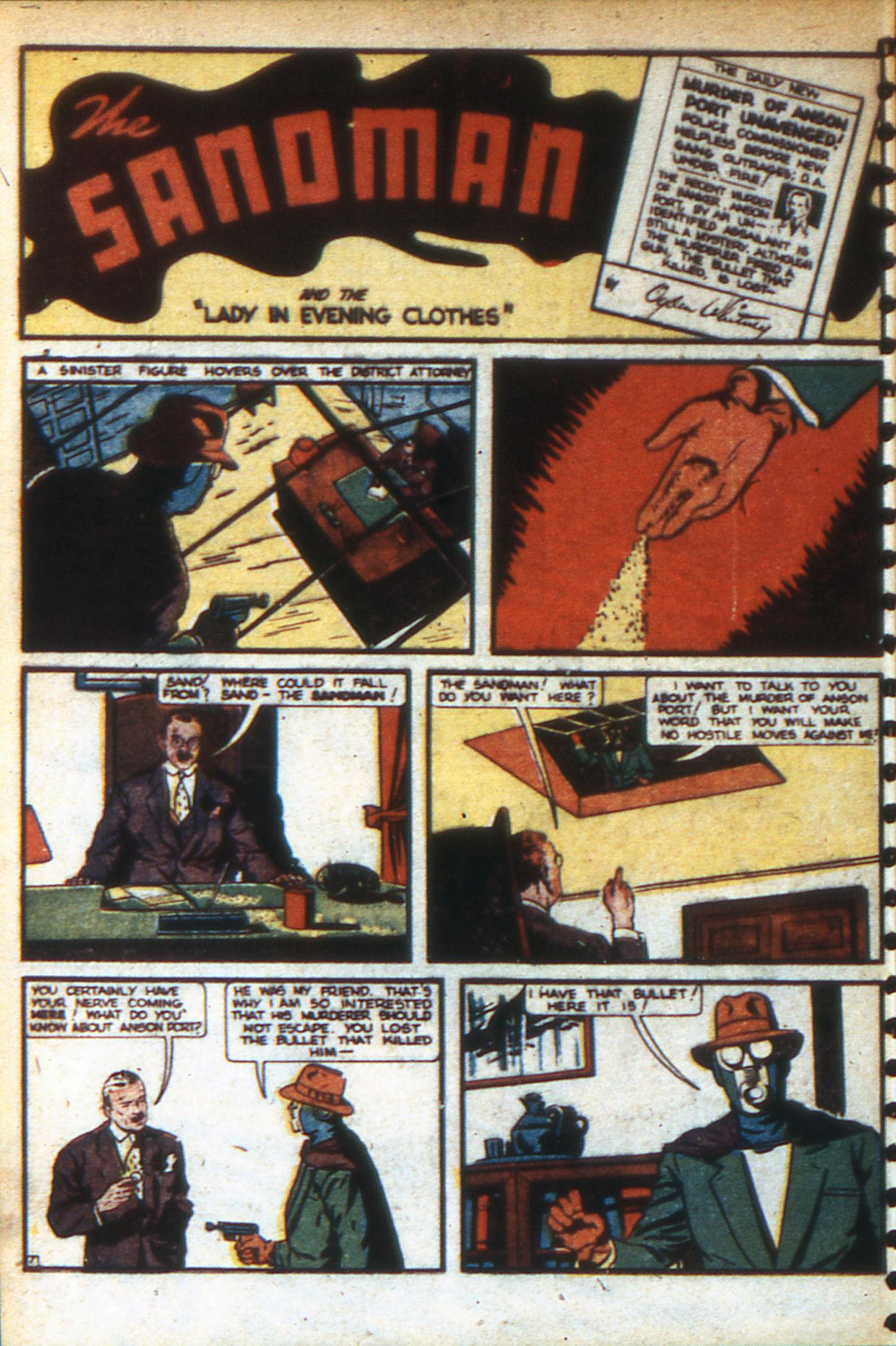 Read online Adventure Comics (1938) comic -  Issue #47 - 5