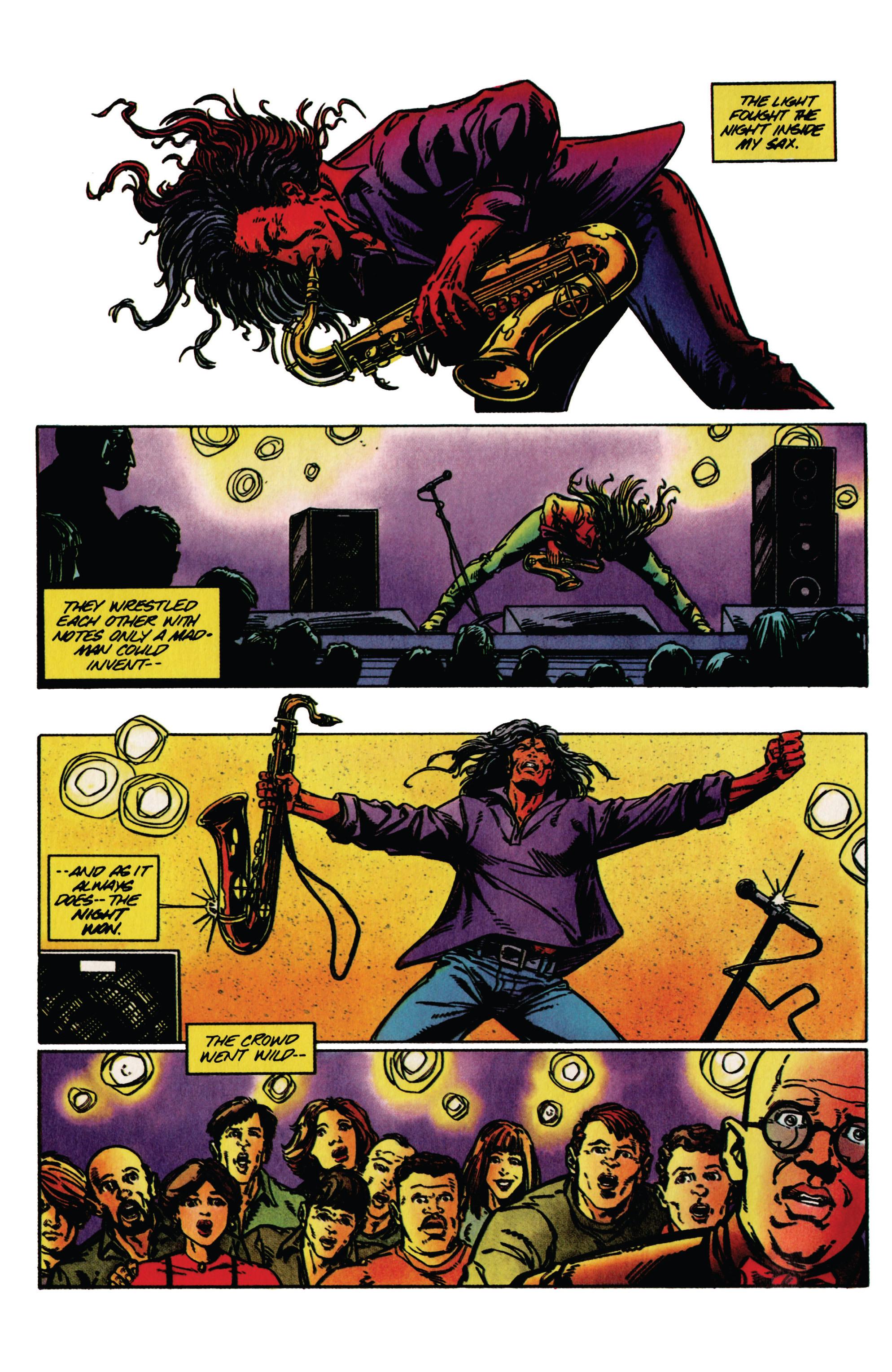 Read online Shadowman (1992) comic -  Issue #38 - 5