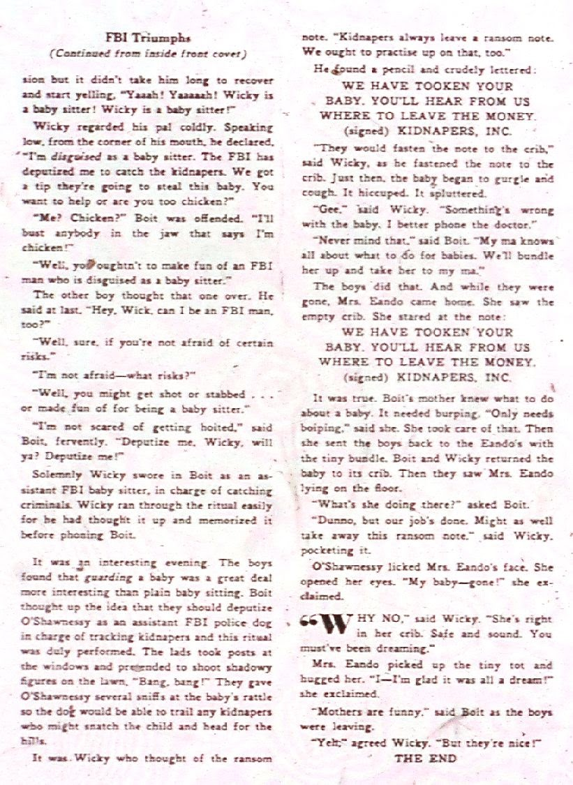 The Marvel Family issue 83 - Page 35