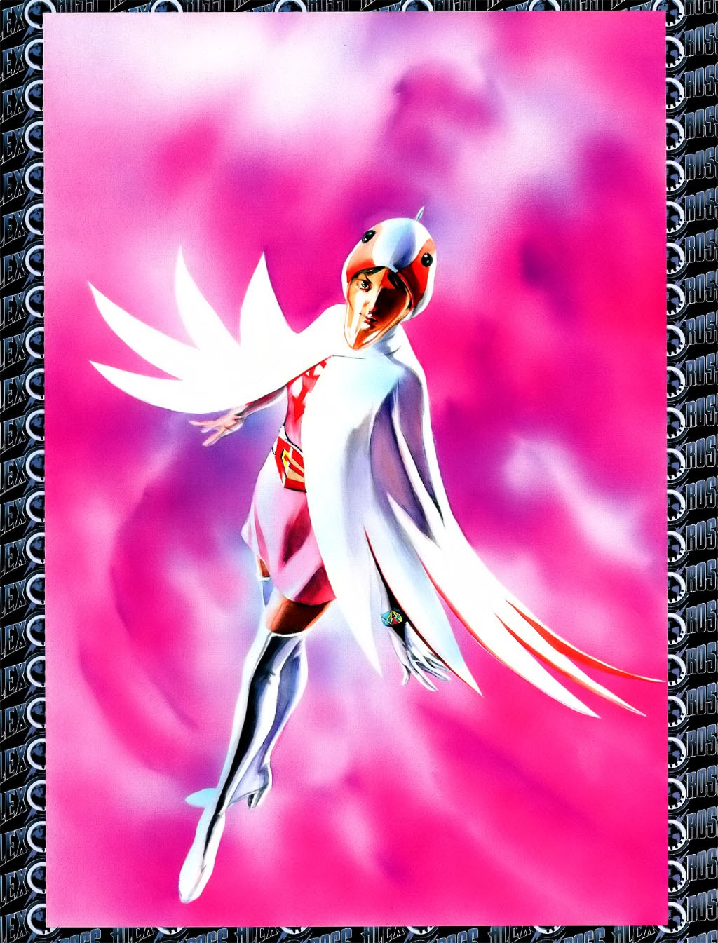 Read online Alex Ross: Battle of the Planets Artbook comic -  Issue # Full - 21
