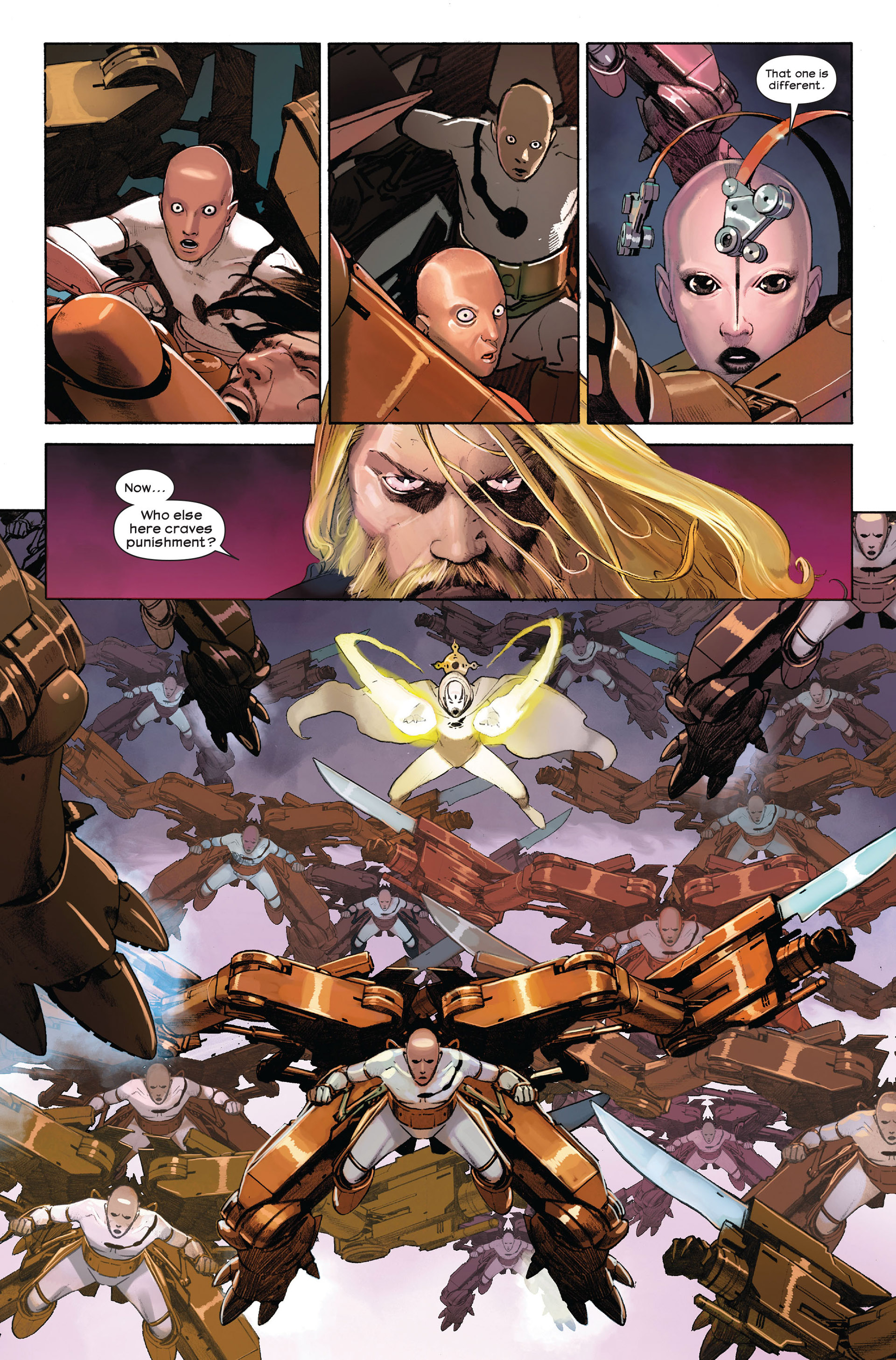 Read online Ultimate Comics Ultimates comic -  Issue #2 - 12