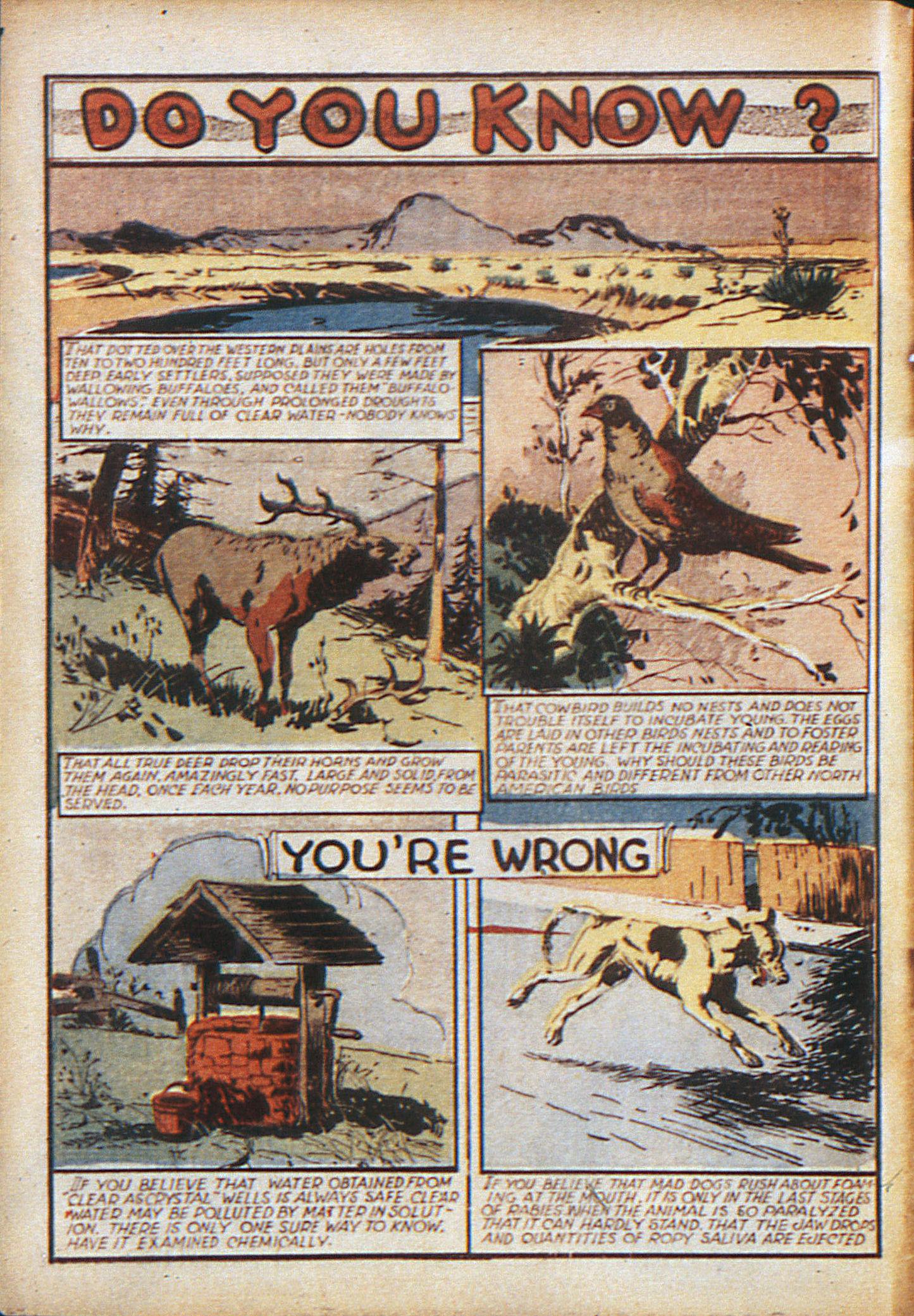 Read online Adventure Comics (1938) comic -  Issue #10 - 5