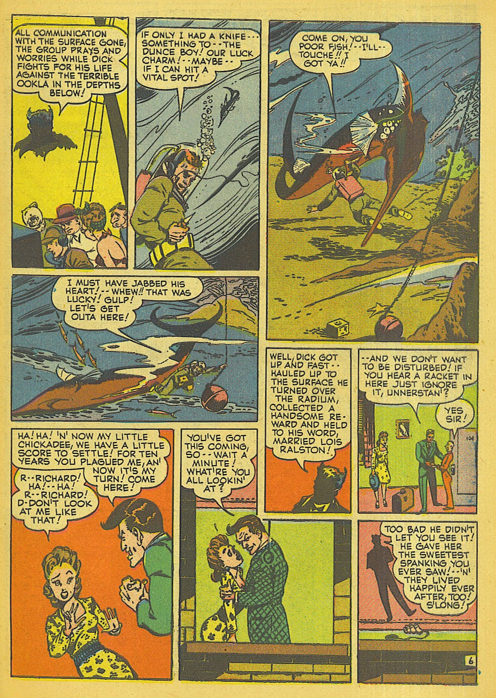 Green Hornet Comics issue 32 - Page 44