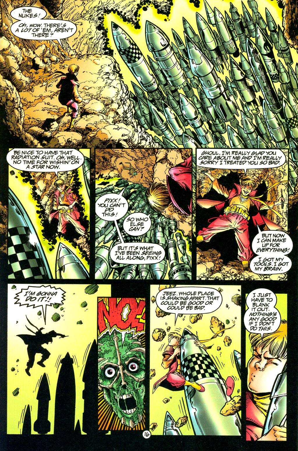 Read online UltraForce (1994) comic -  Issue #5 - 17