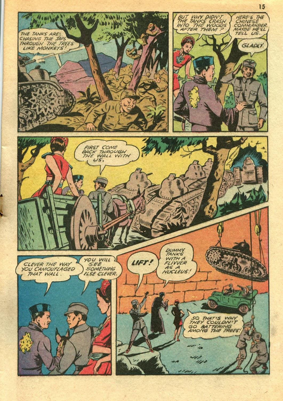 Read online Super-Magician Comics comic -  Issue #14 - 15