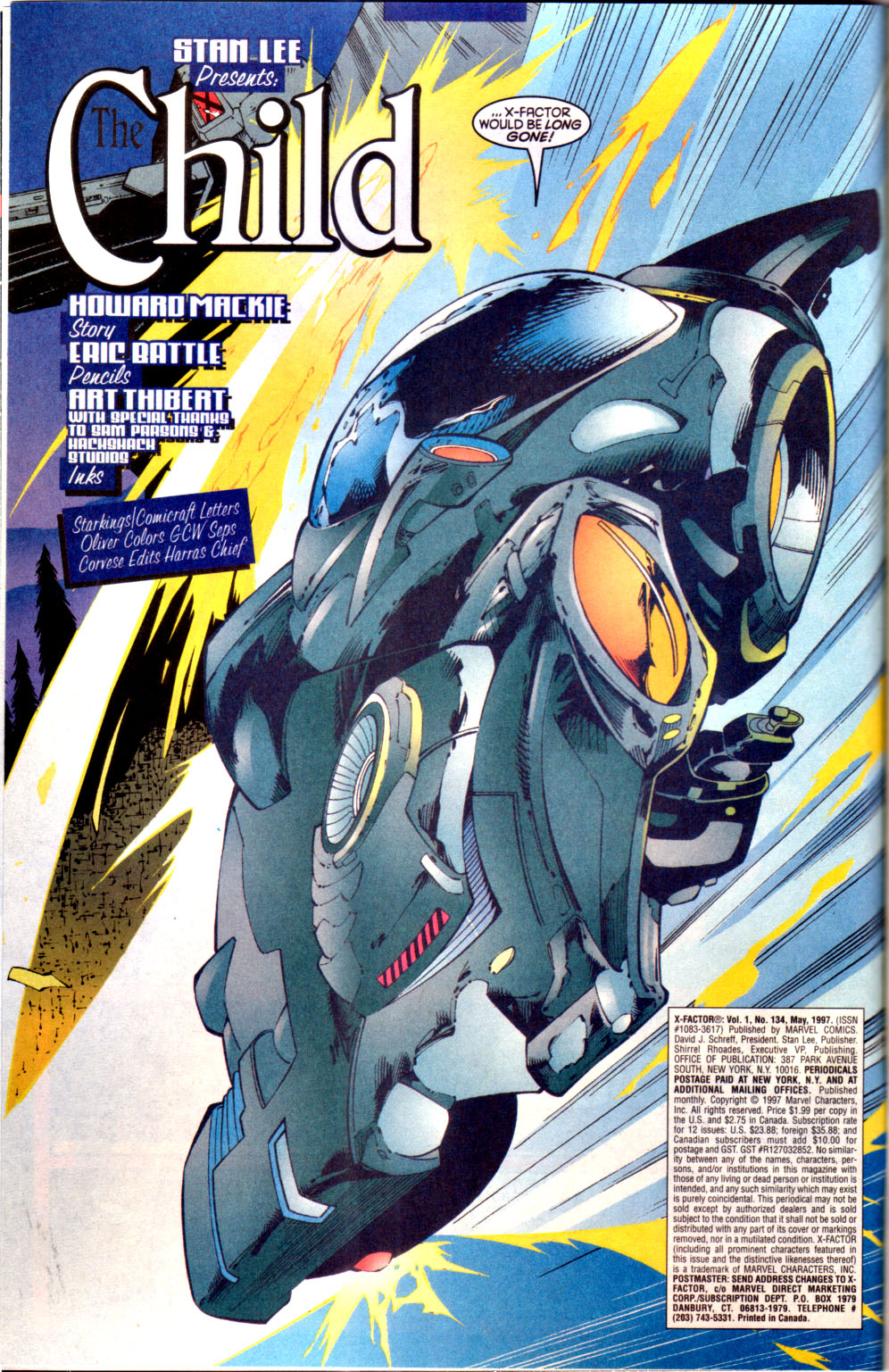 Read online X-Factor (1986) comic -  Issue #134 - 5