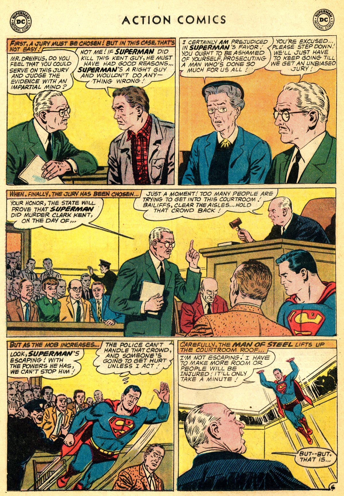 Read online Action Comics (1938) comic -  Issue #301 - 8