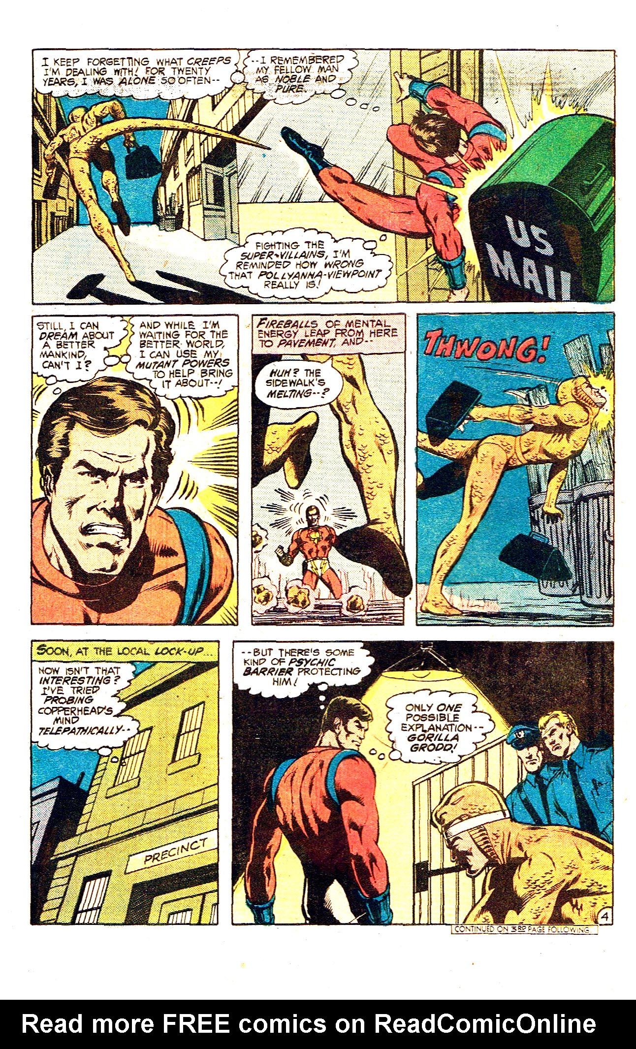 Read online Secret Society of Super-Villains comic -  Issue #12 - 6
