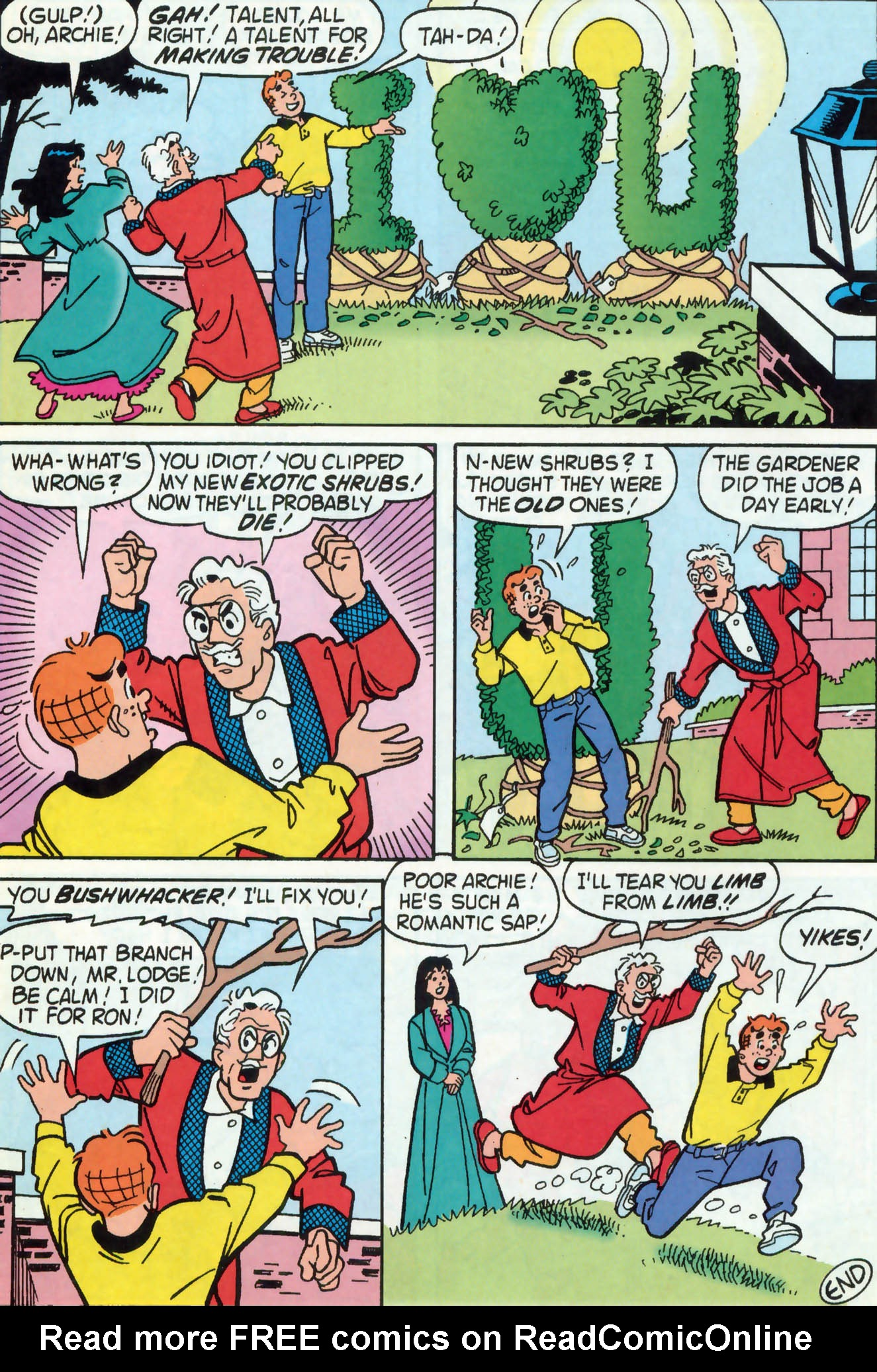 Read online Archie (1960) comic -  Issue #462 - 13