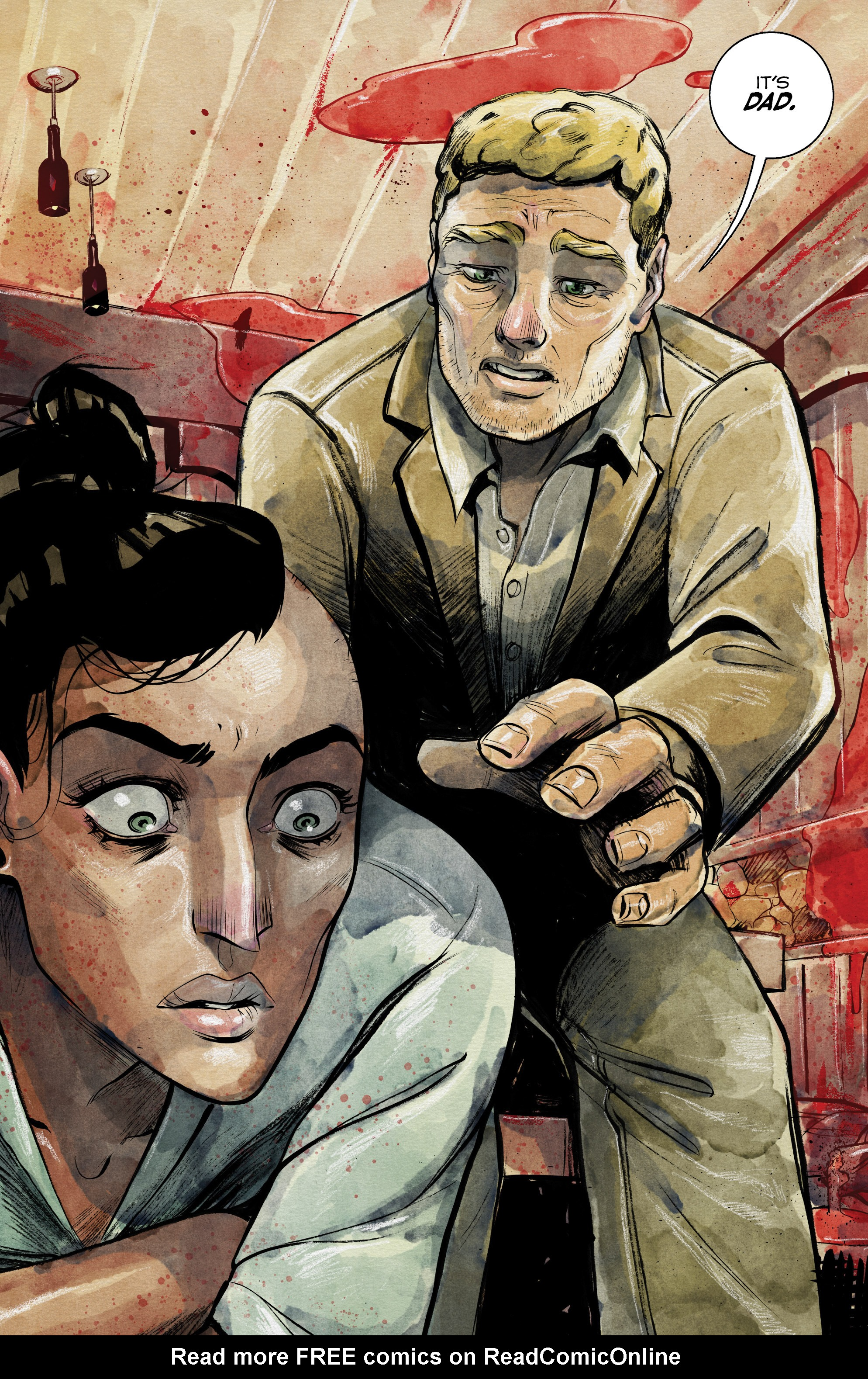Read online Shutter comic -  Issue #22 - 24
