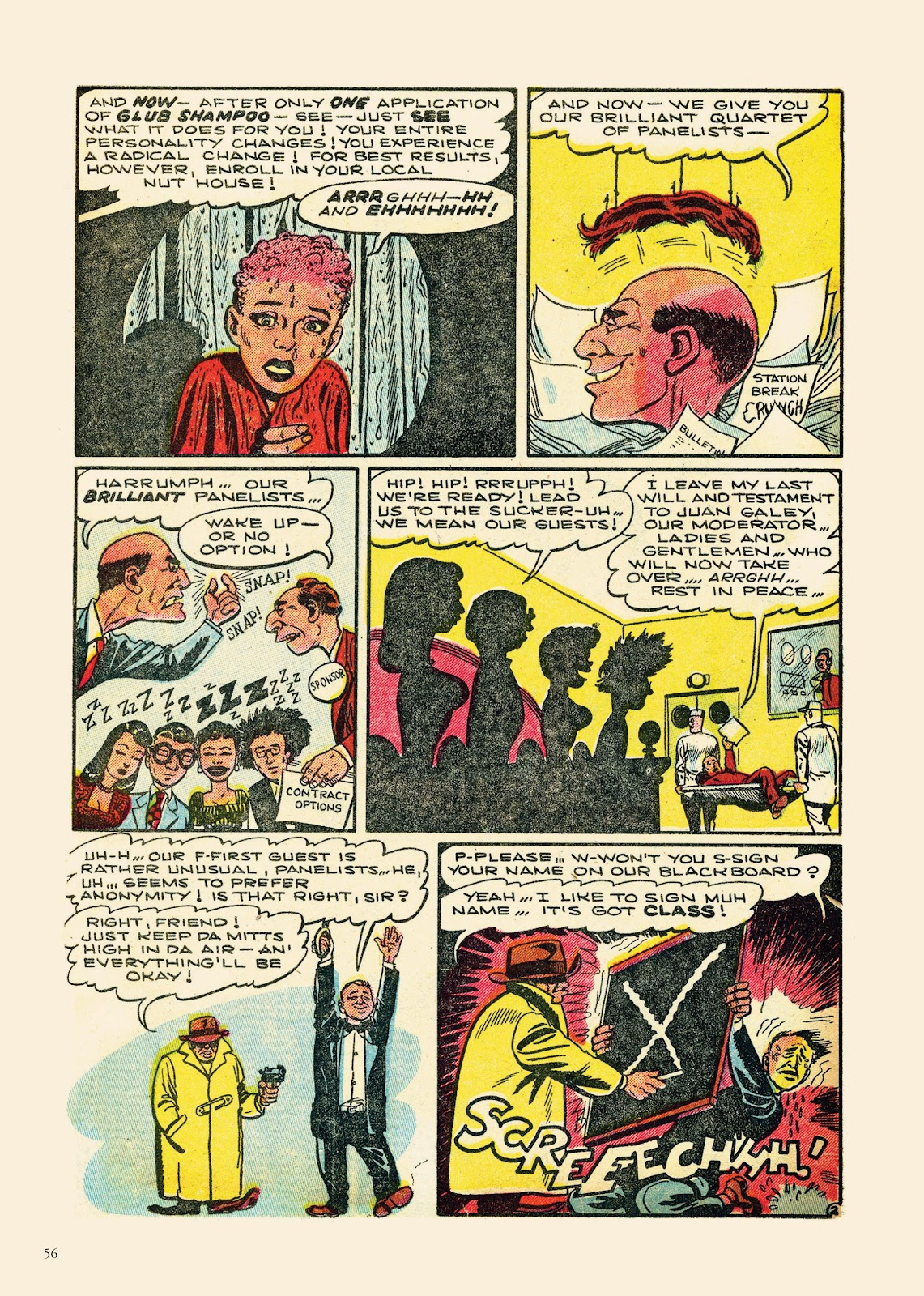 Read online Sincerest Form of Parody: The Best 1950s MAD-Inspired Satirical Comics comic -  Issue # TPB (Part 1) - 57