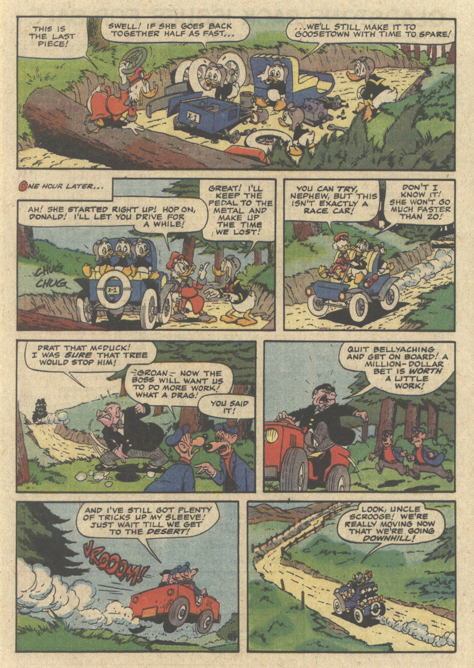 Read online Uncle Scrooge (1953) comic -  Issue #239 - 9