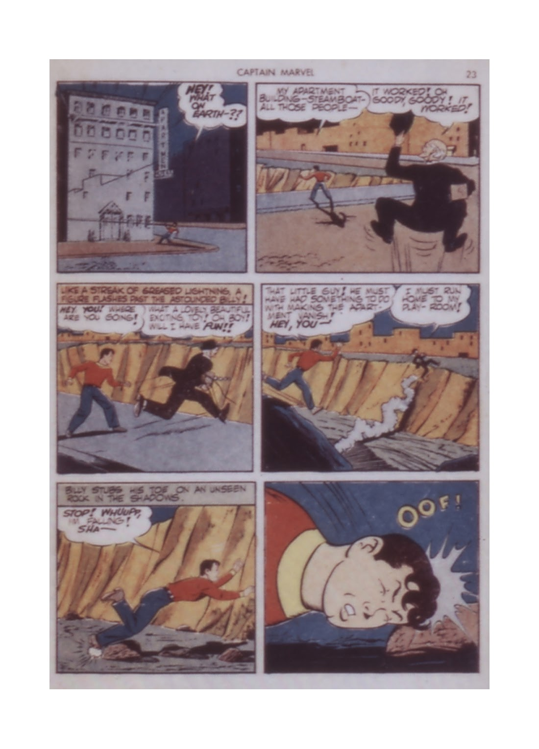 Captain Marvel Adventures issue 14 - Page 23