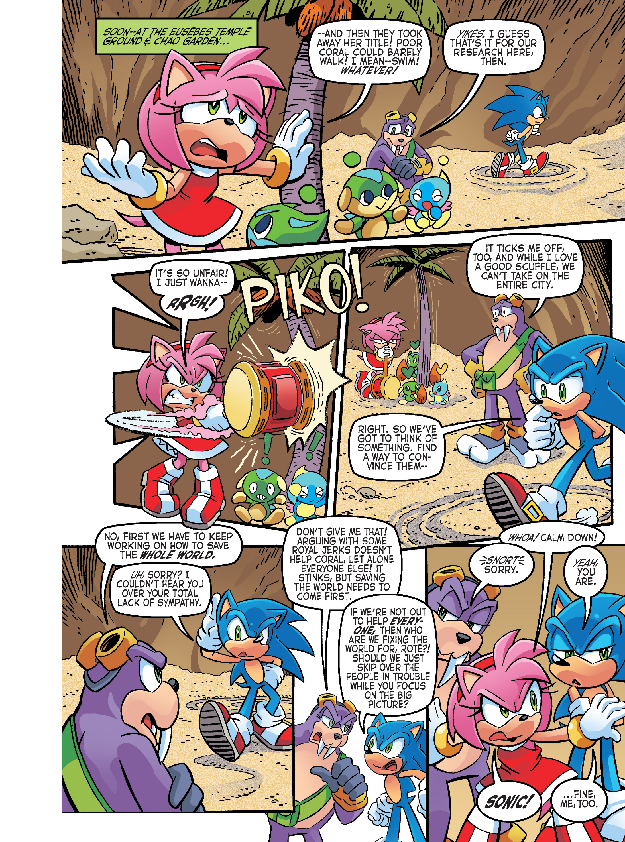 Read online Sonic Super Digest comic -  Issue #10 - 74