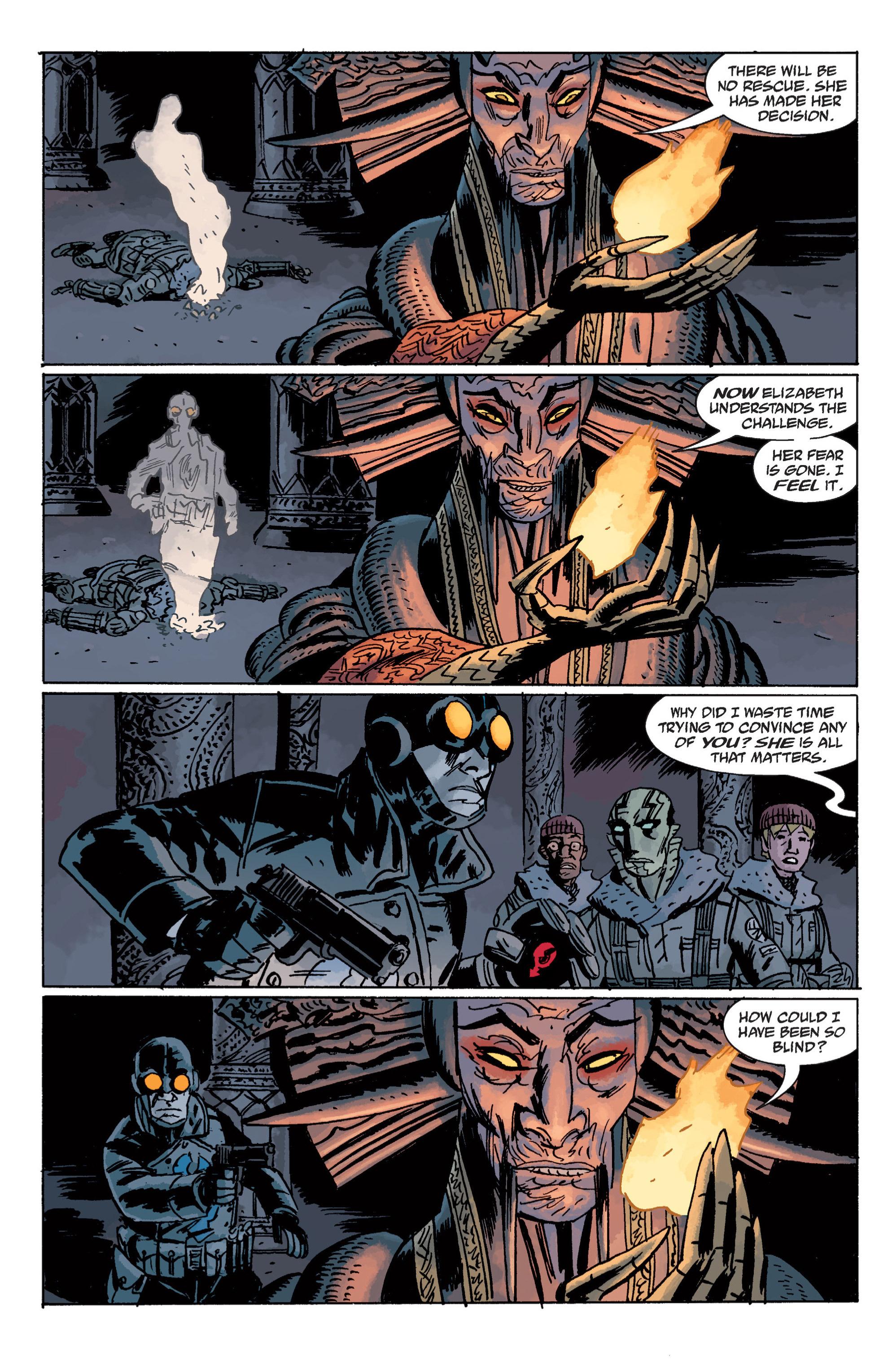 Read online B.P.R.D. (2003) comic -  Issue # TPB 11 - 117