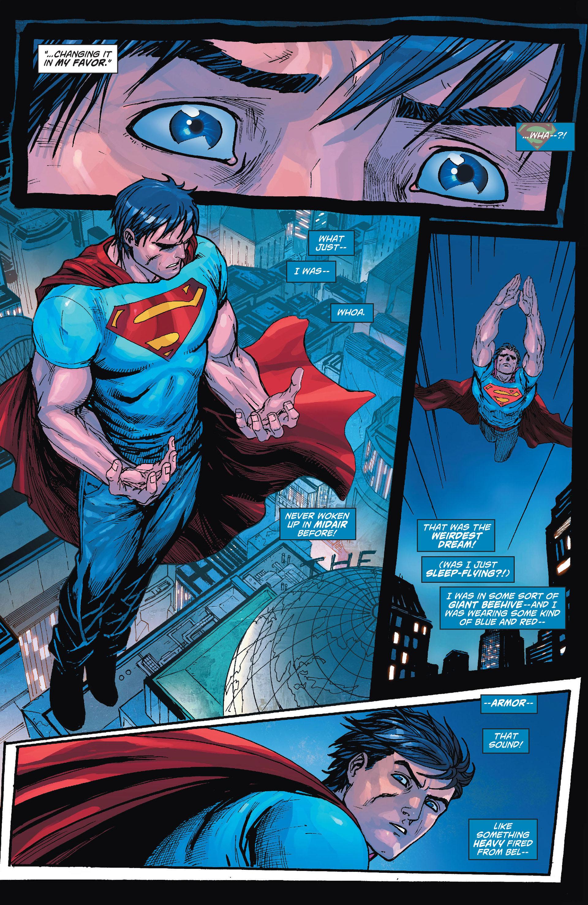 Read online Action Comics (2011) comic -  Issue #24 - 11
