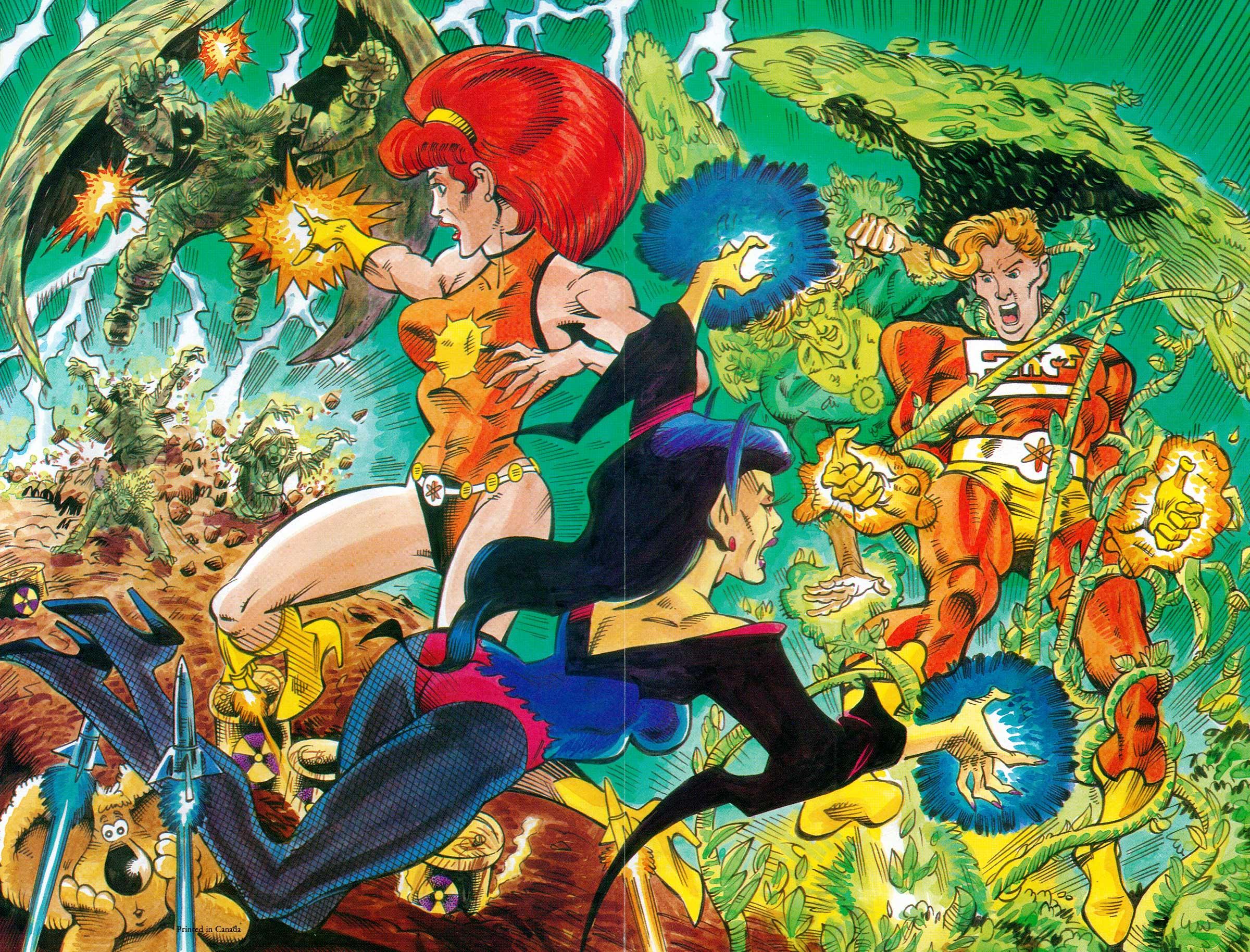 Read online E-man (1993) comic -  Issue # Full - 36