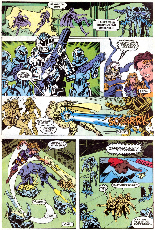 Skeleton Warriors Issue #1 #1 - English 10