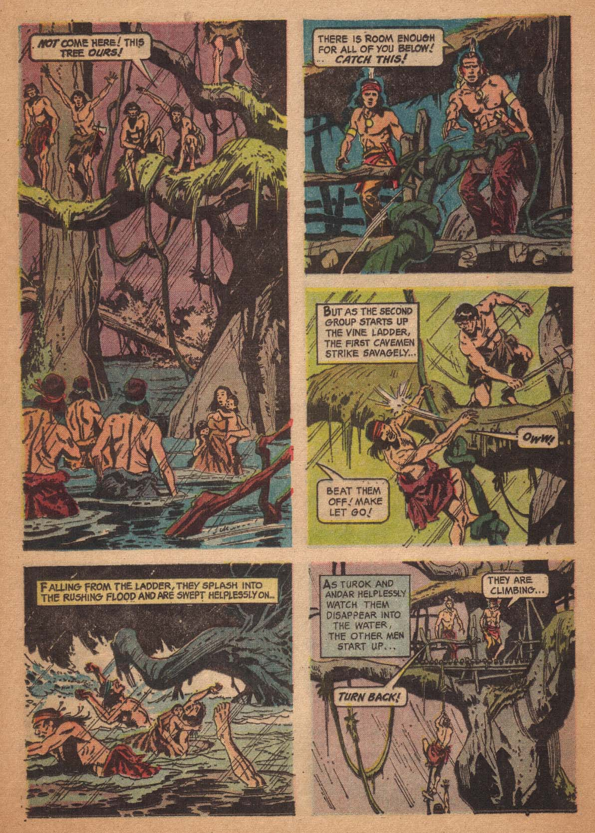 Read online Turok, Son of Stone comic -  Issue #47 - 12