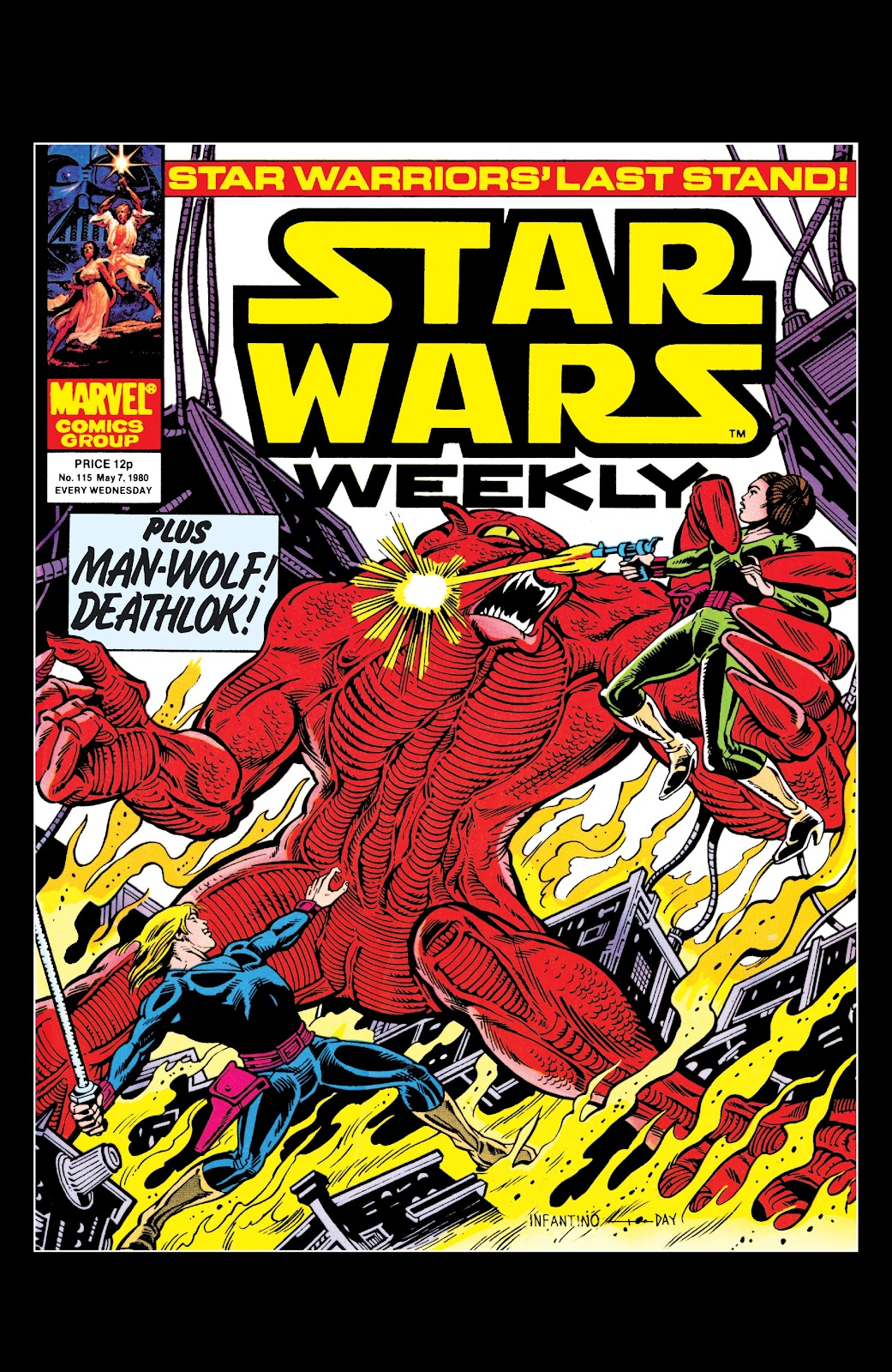 Read online Star Wars Legends: The Original Marvel Years - Epic Collection comic -  Issue # TPB 2 (Part 5) - 35