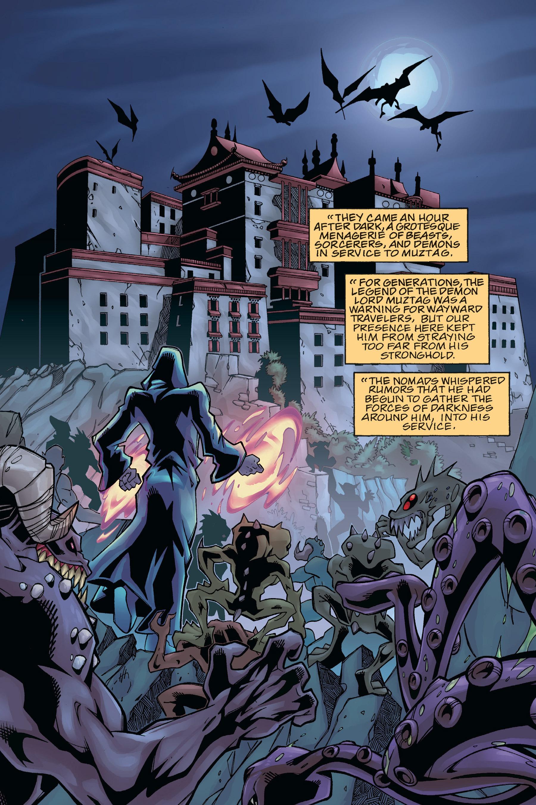Read online Buffy the Vampire Slayer: Omnibus comic -  Issue # TPB 5 - 323