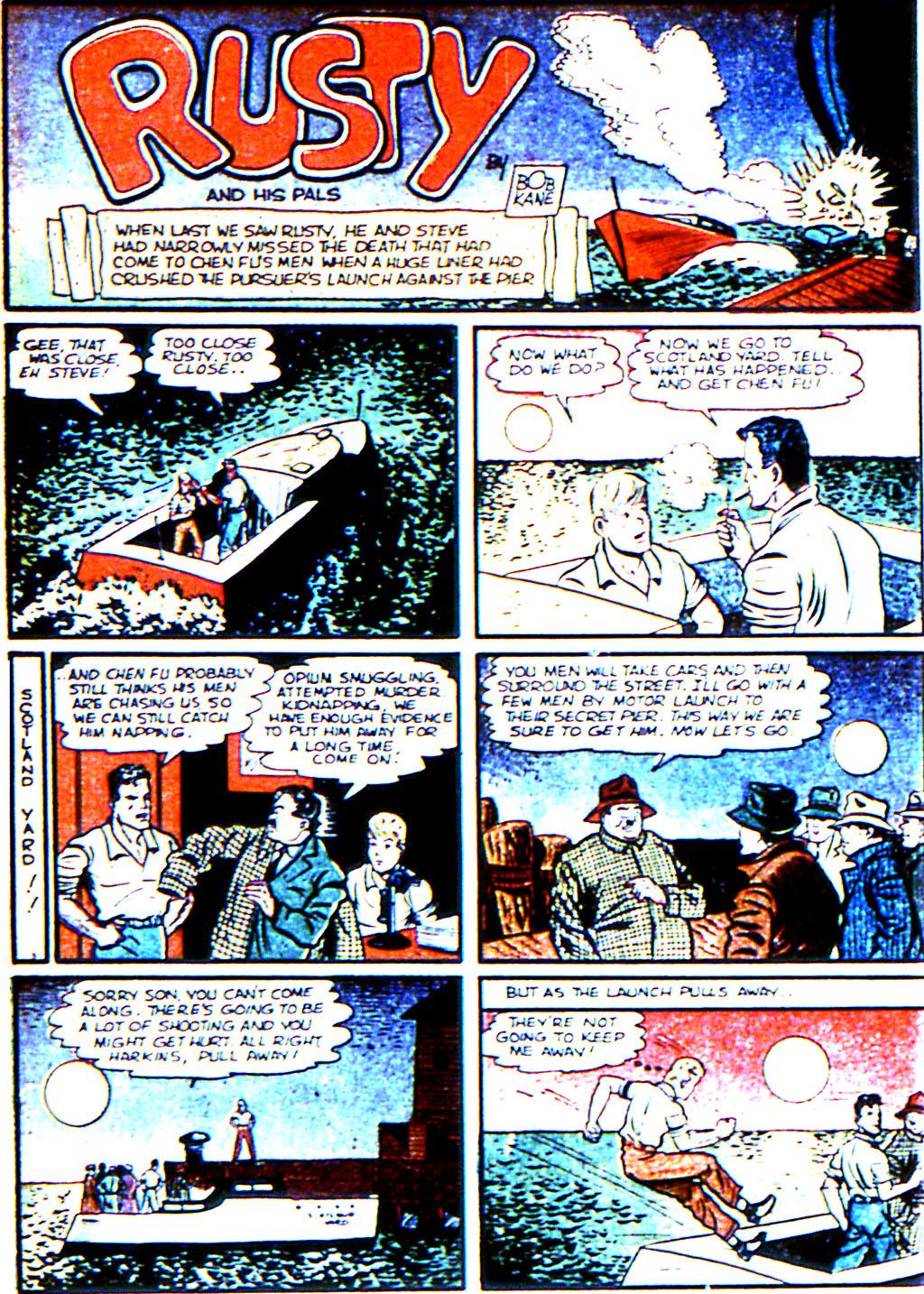 Read online Adventure Comics (1938) comic -  Issue #45 - 50