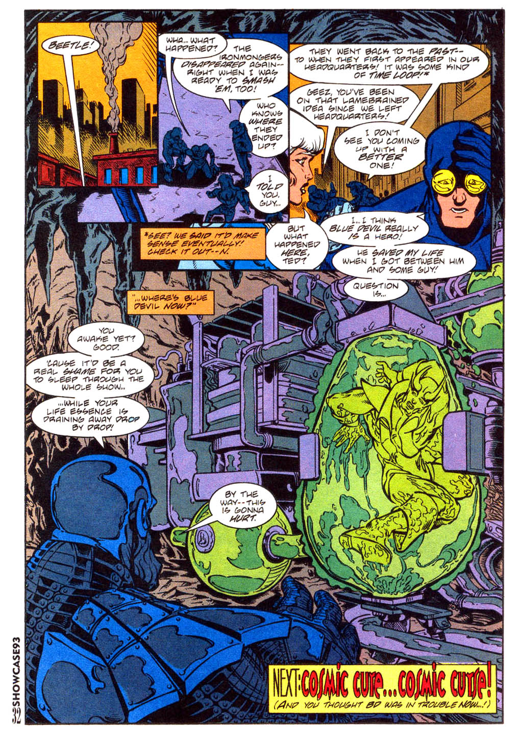 Read online Showcase '93 comic -  Issue #3 - 29
