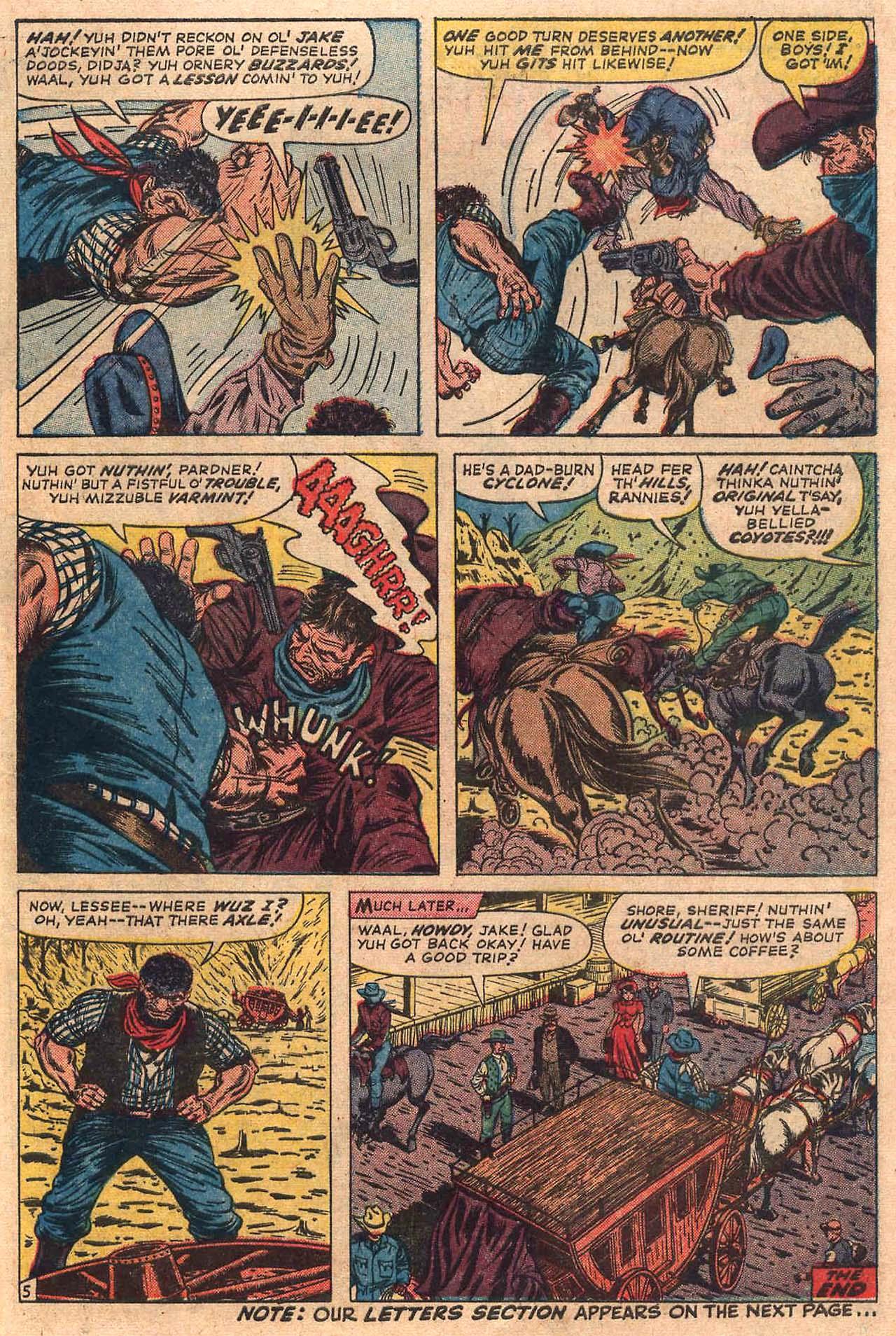 Read online Two-Gun Kid comic -  Issue #82 - 31