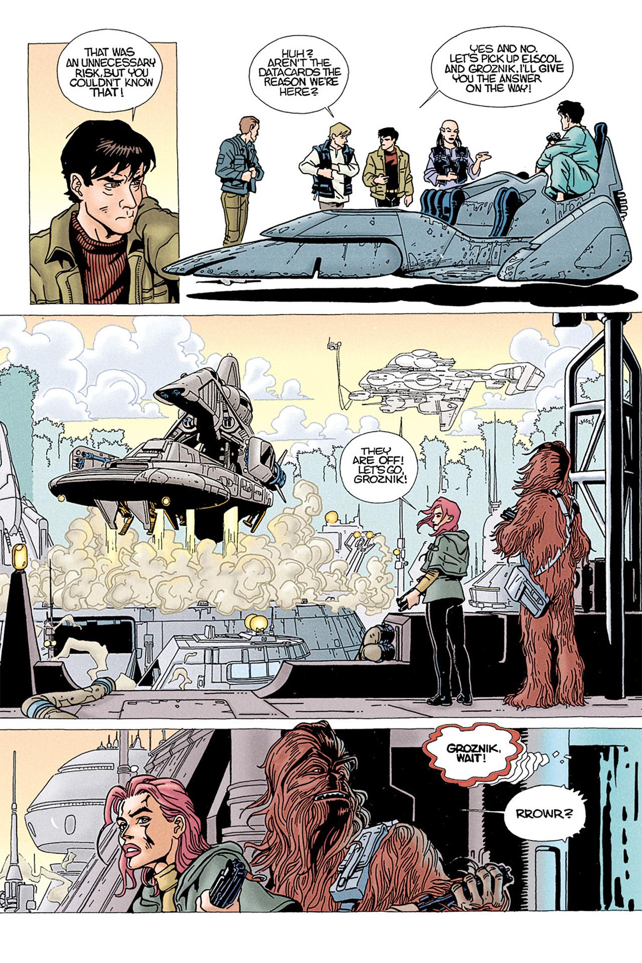 Read online Star Wars Omnibus comic -  Issue # Vol. 1 - 235