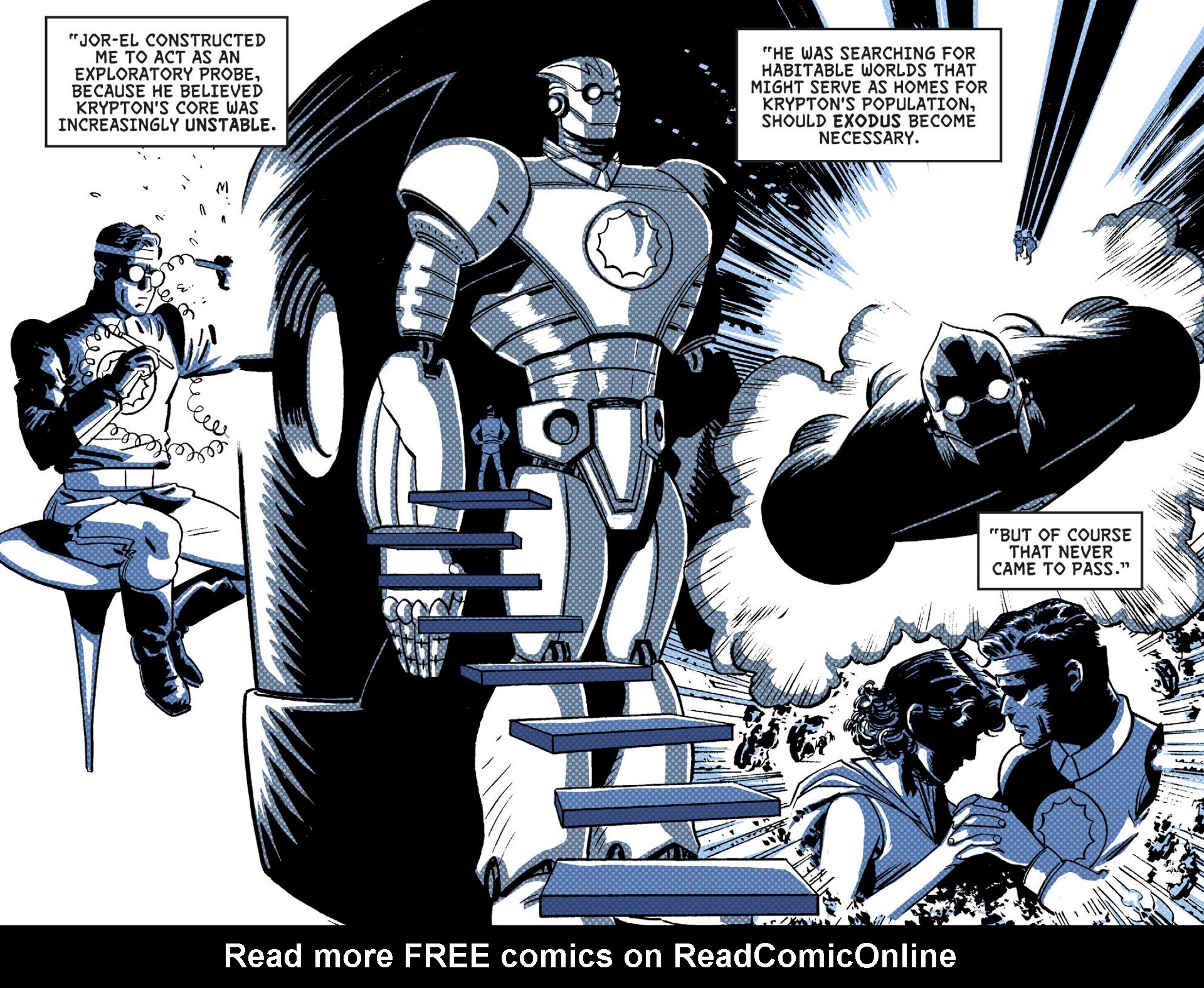 Read online Adventures of Superman [I] comic -  Issue #44 - 14