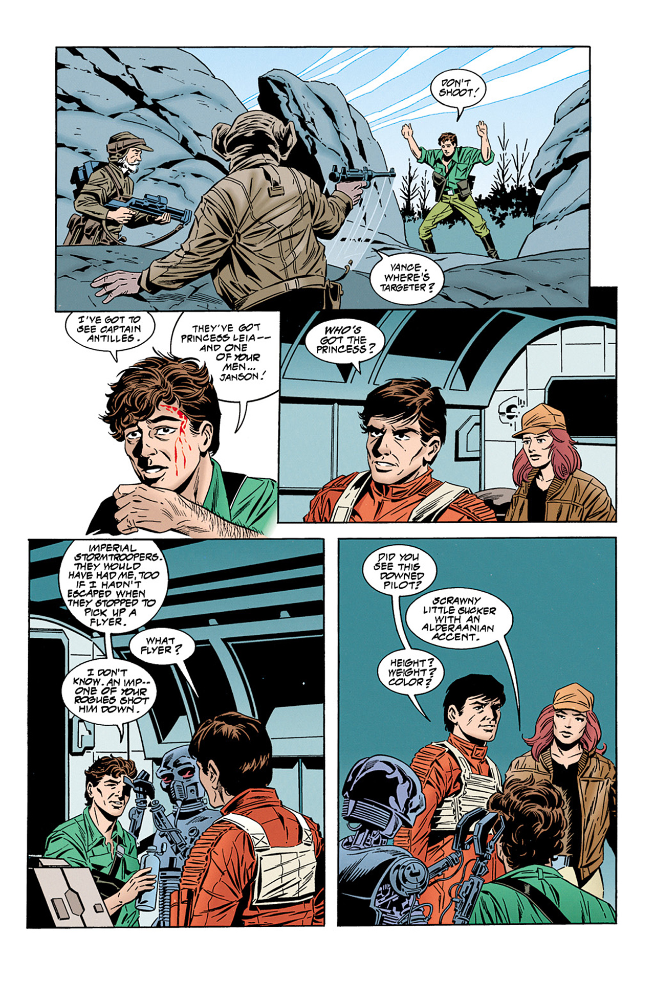 Read online Star Wars Omnibus comic -  Issue # Vol. 1 - 155